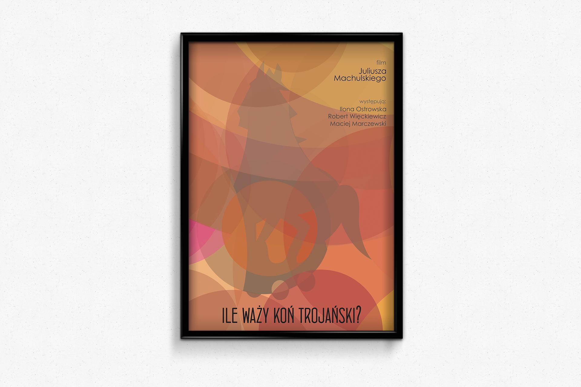 Juliusz Machulski Movie Posters Diploma On Behance