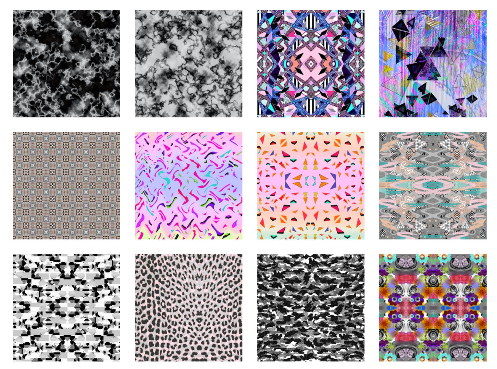 Patternbank Textile Prints On Behance