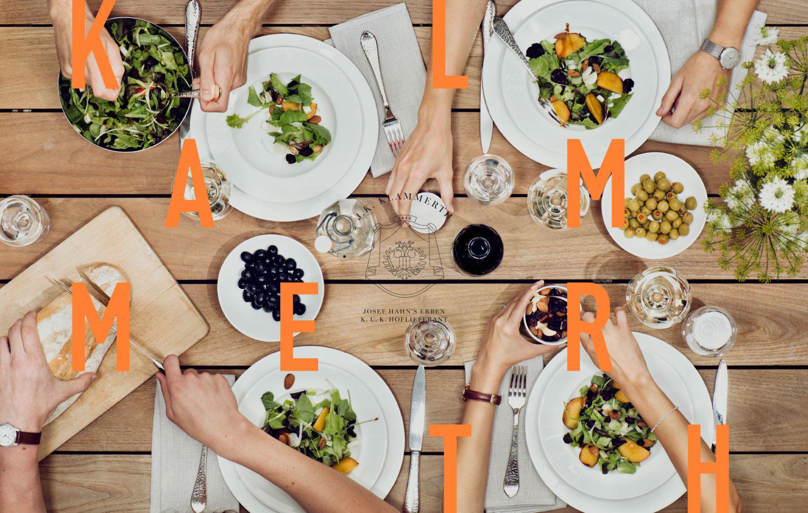 Inspiration Cuisine En U klammerth - branding on behance