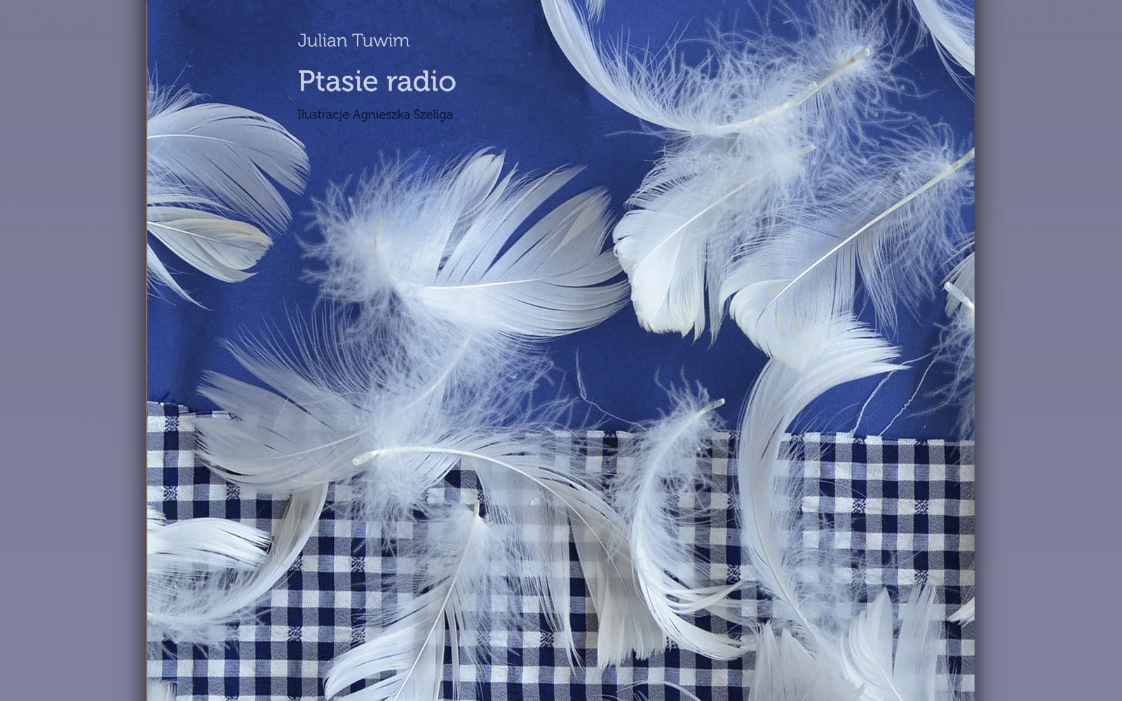 Projekt Książeczki Ilustrującej Wiersz Ptasie Radio On