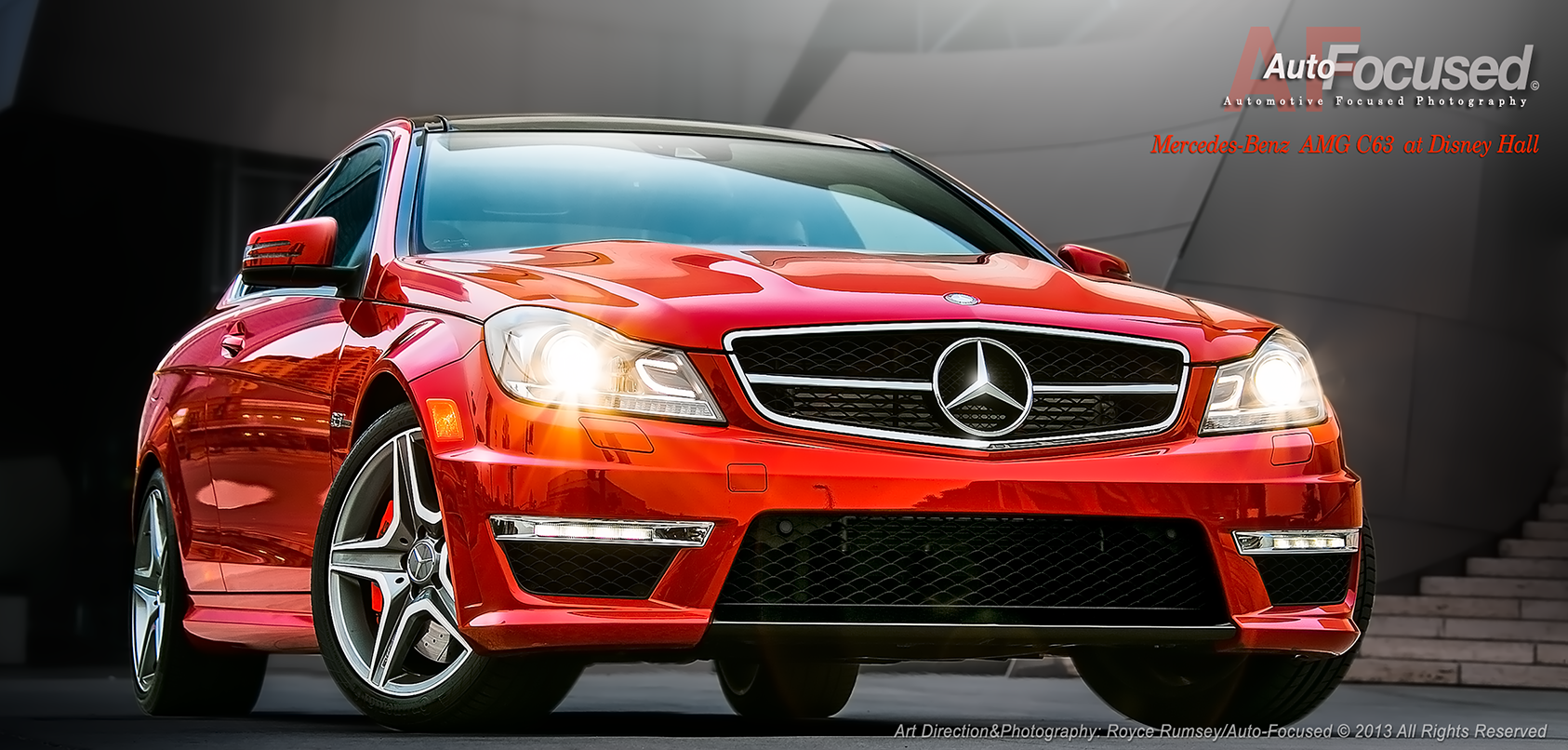 Selection Of Photos From C63 AMG Marketing And Promotional Photoshoot In Downtown  Los Angeles #mb #mbcar #mbphoto #mbcars #mercedes #benz #amg #autofocused  ...