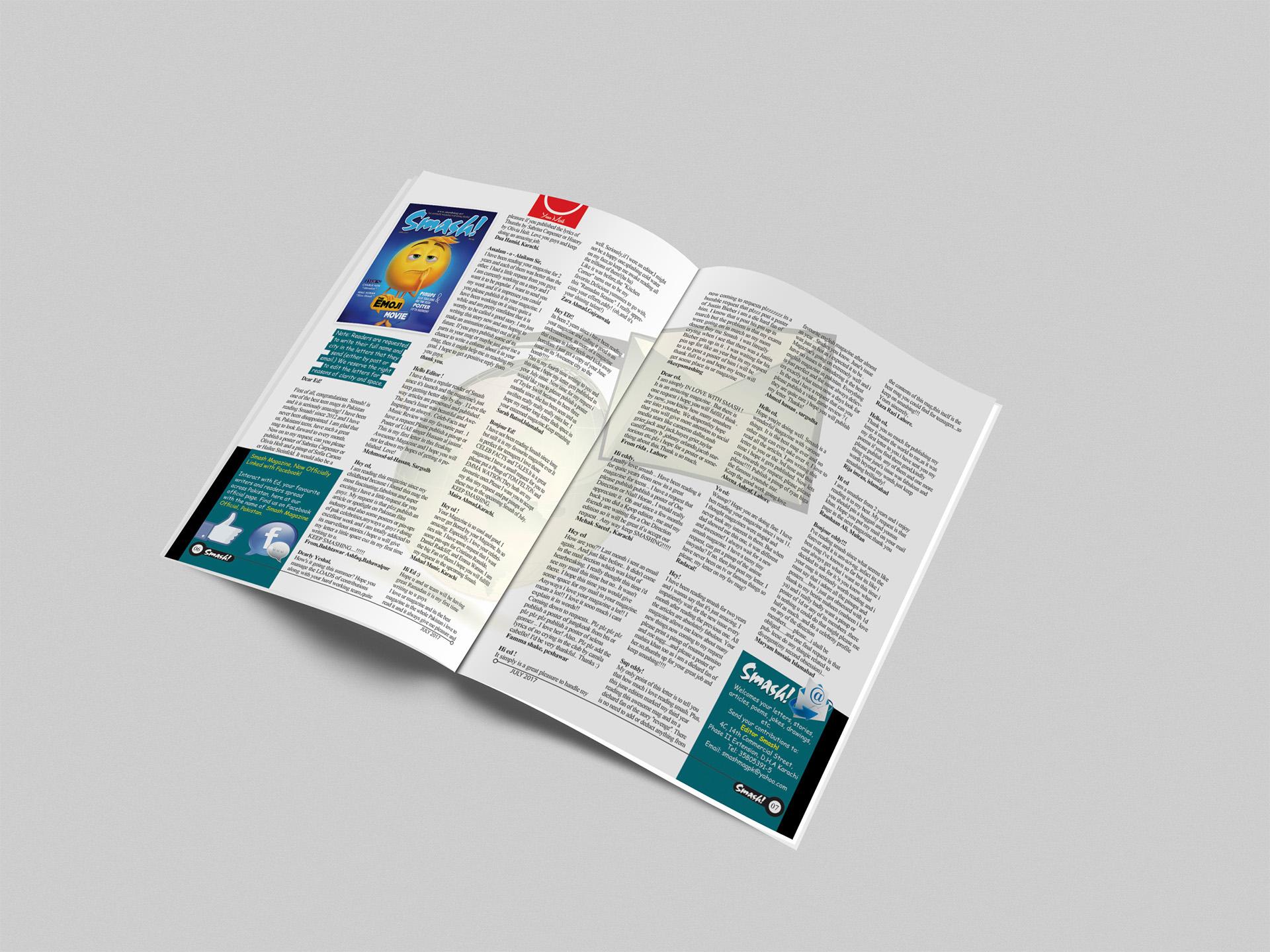SMASH Magazine on Behance