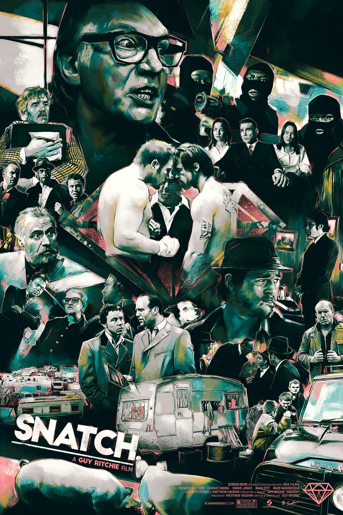 Breakin Movie Poster 24x36