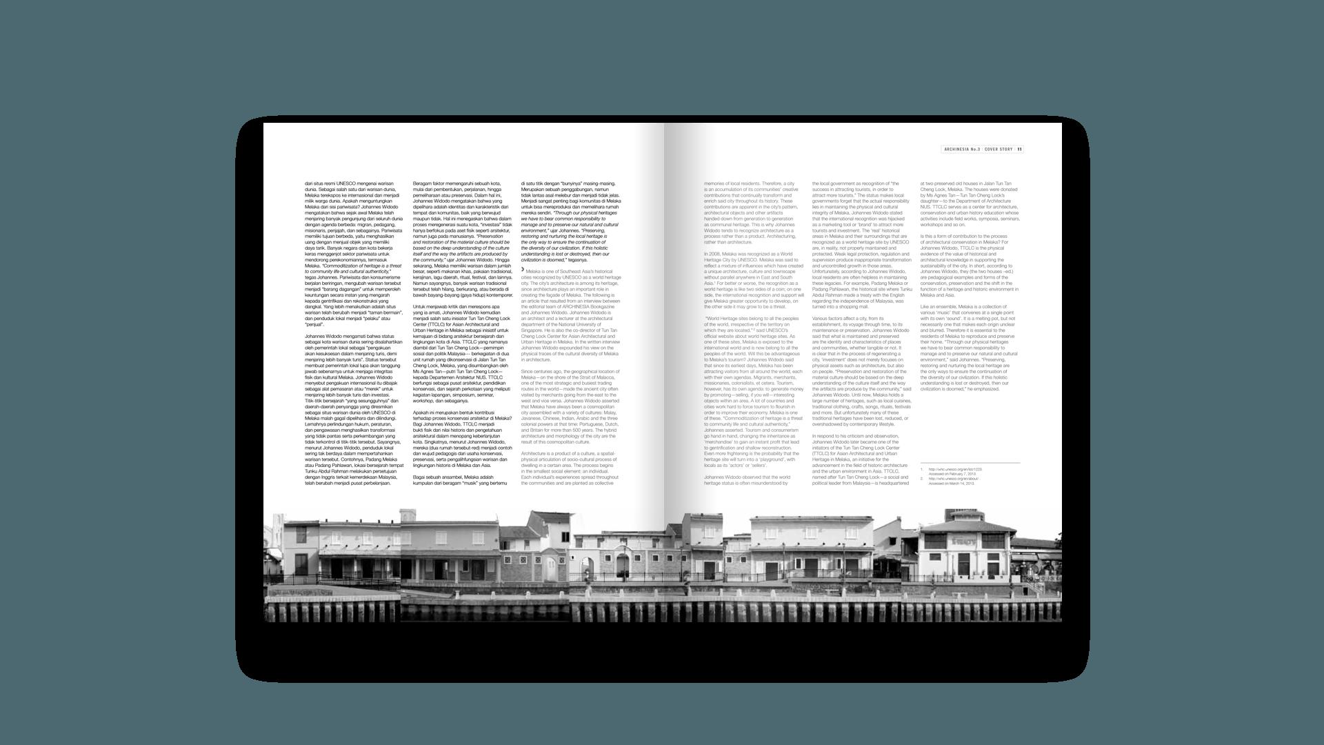 Archinesia Vol 3 on Behance