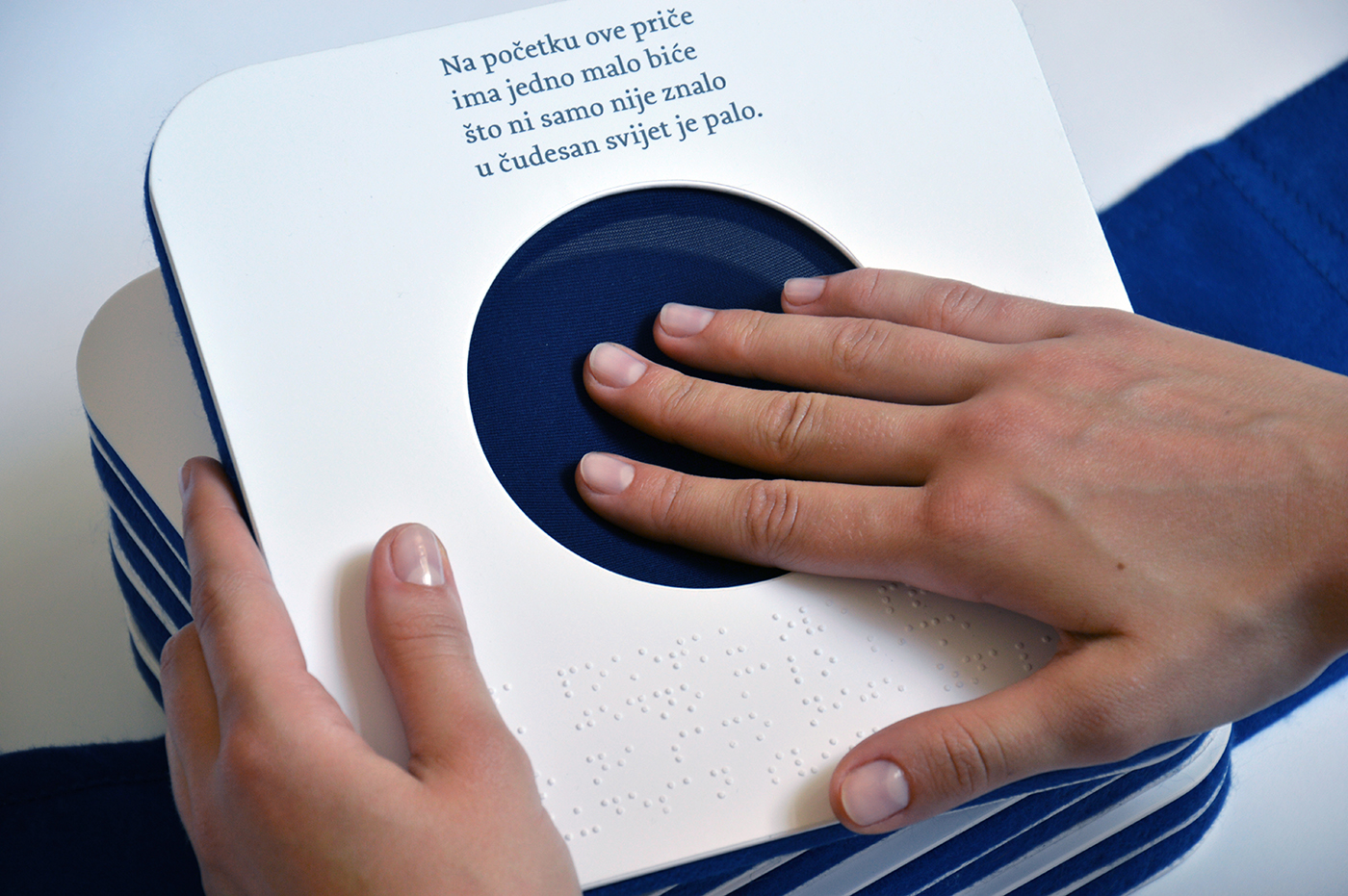 tactile the children blinds for picture blind illustrations books project