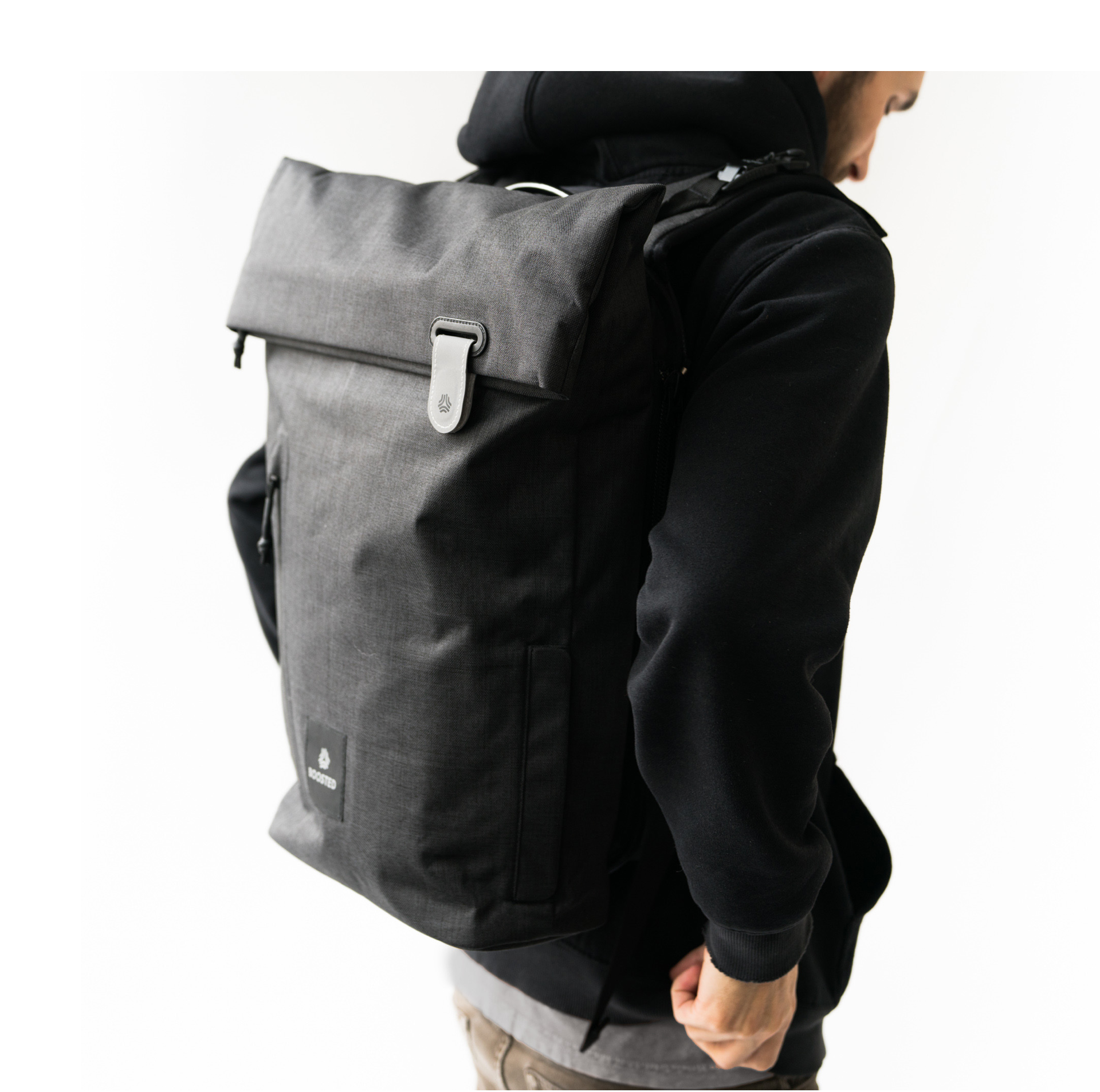 Industrial Design: Boosted Backpack
