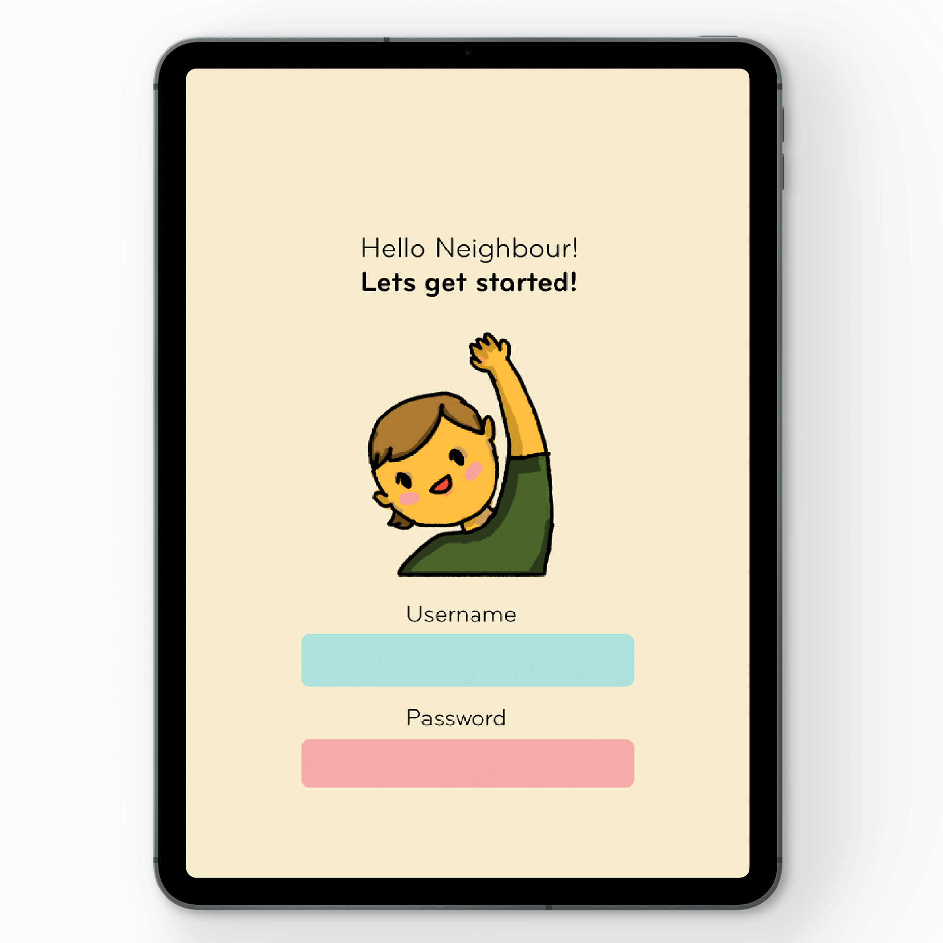 Neighbour / Chat App on Behance
