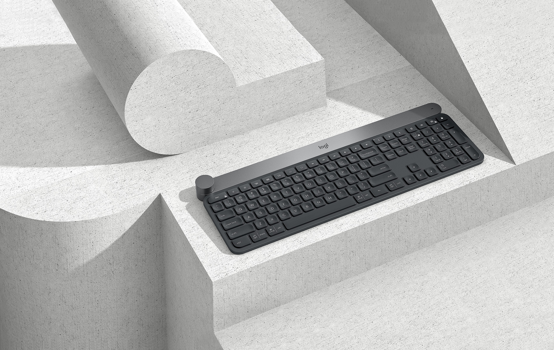 Art Direction & Illustration: Logitech Craft by Pawel Nolbert