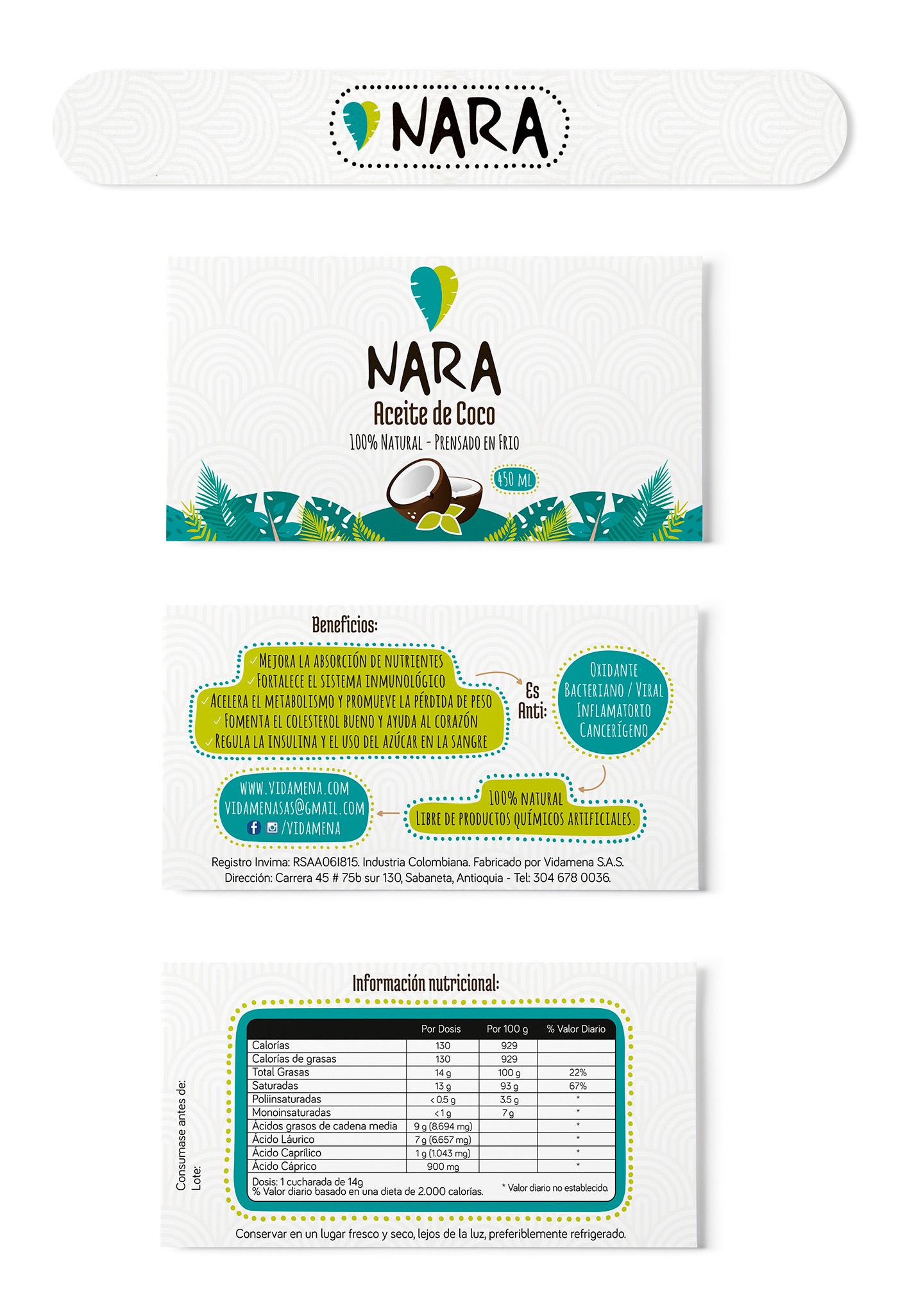NARA // Identidad Visual on Behance