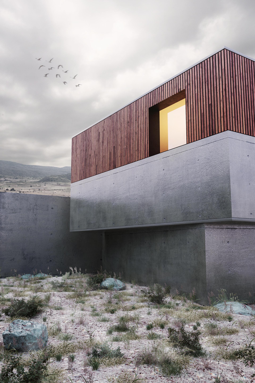Modern Exterior | Full CGI on Behance