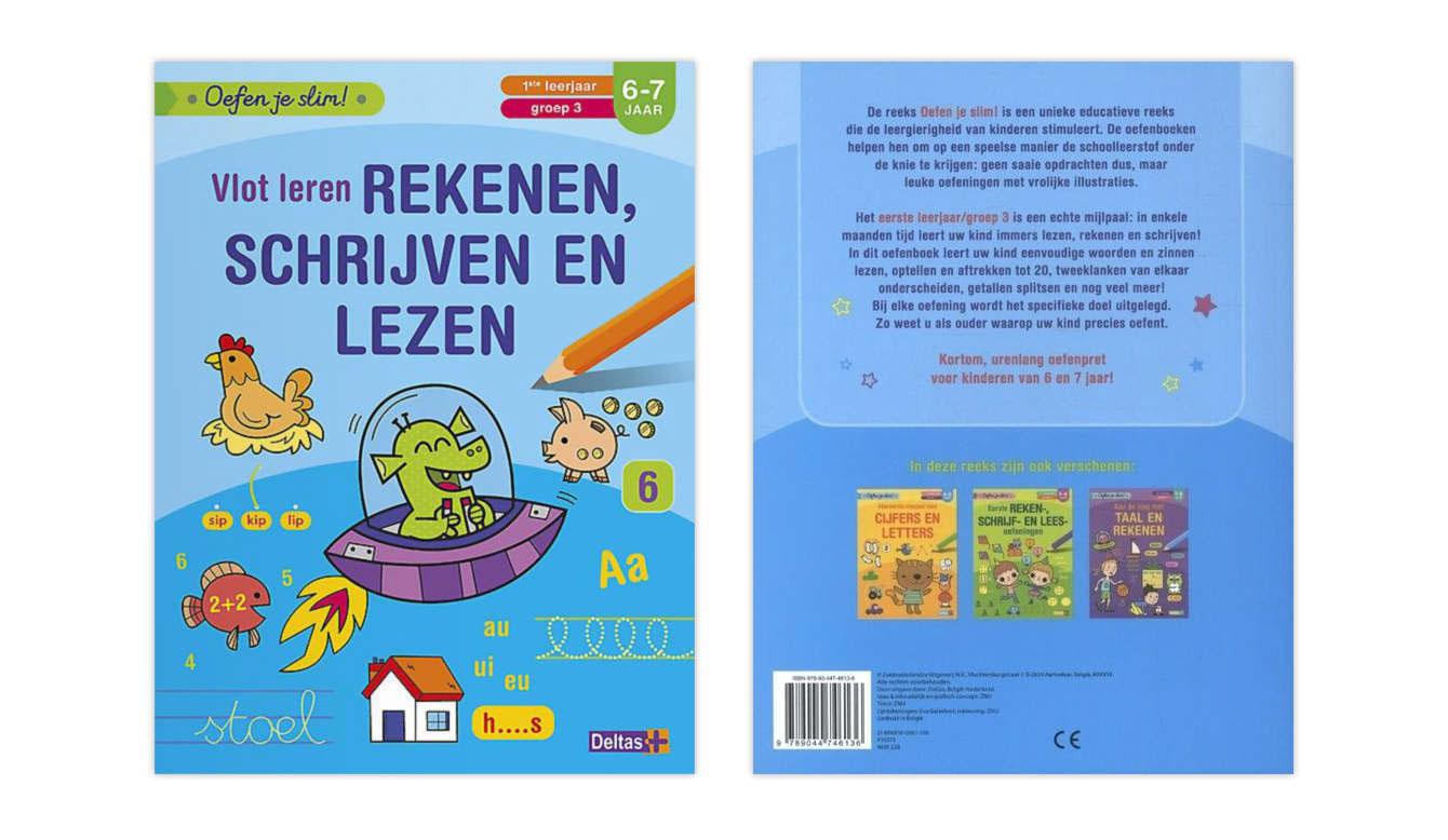 Hedendaags Oefen Je Slim! on Behance SC-72