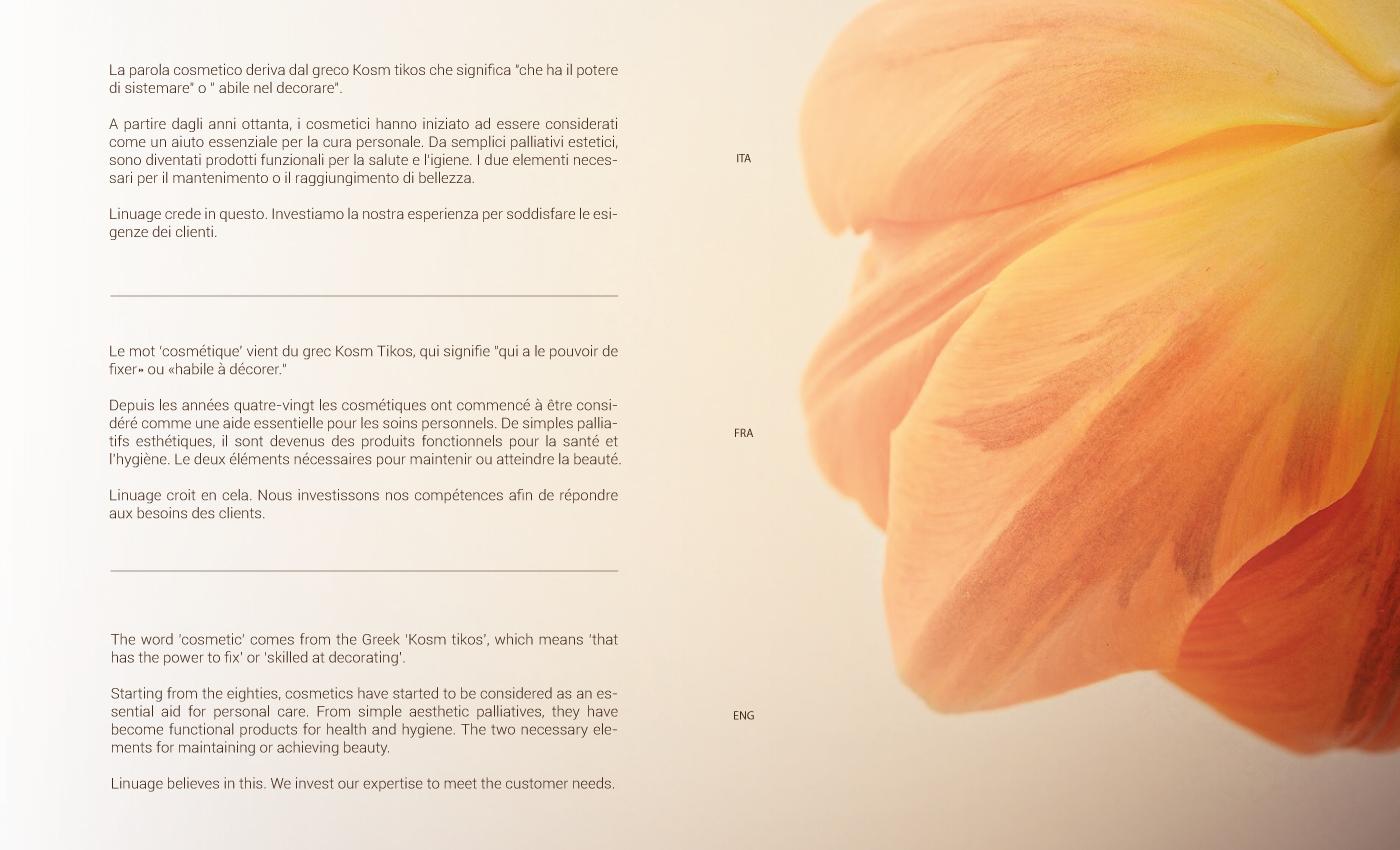 Linuage || Brand Identity on Behance