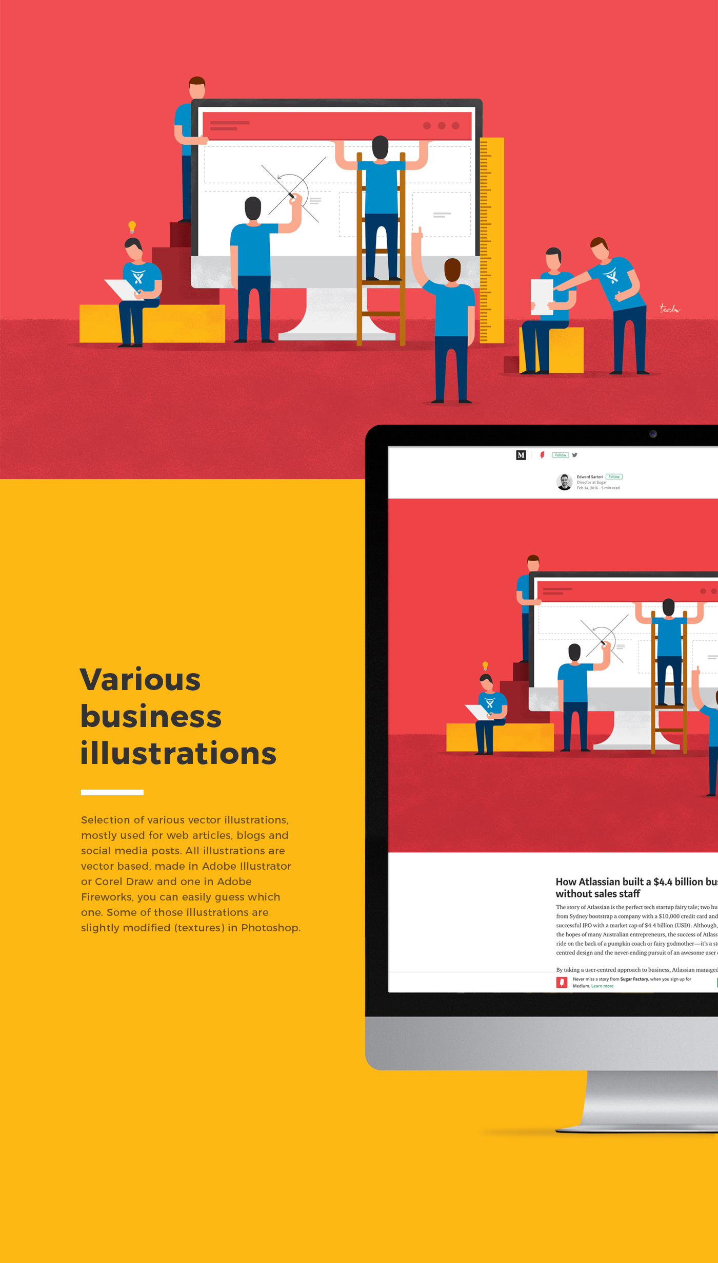 Business: a selection of articles