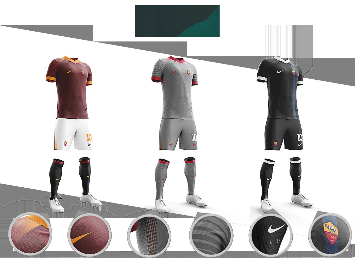 3d2e519b71d Football kit concepts  a study of identity on Behance