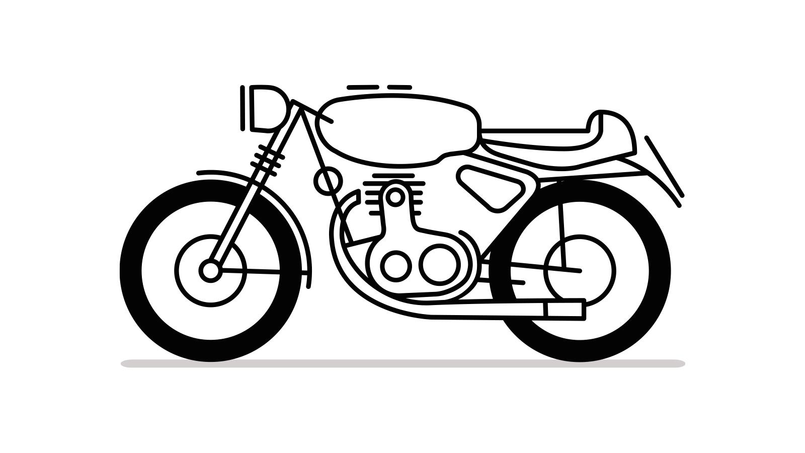 pitok motor museum on behance 1968 Honda CL350 Specs