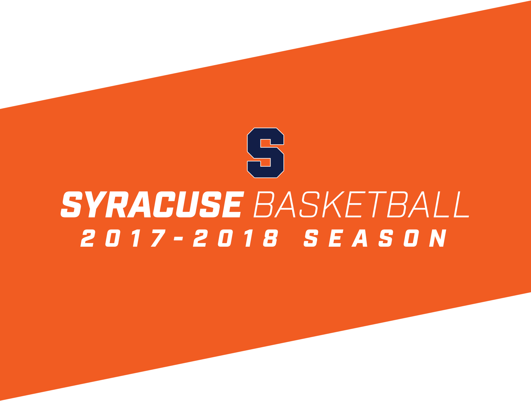 Syracuse Basketball 2017 2018 On Behance