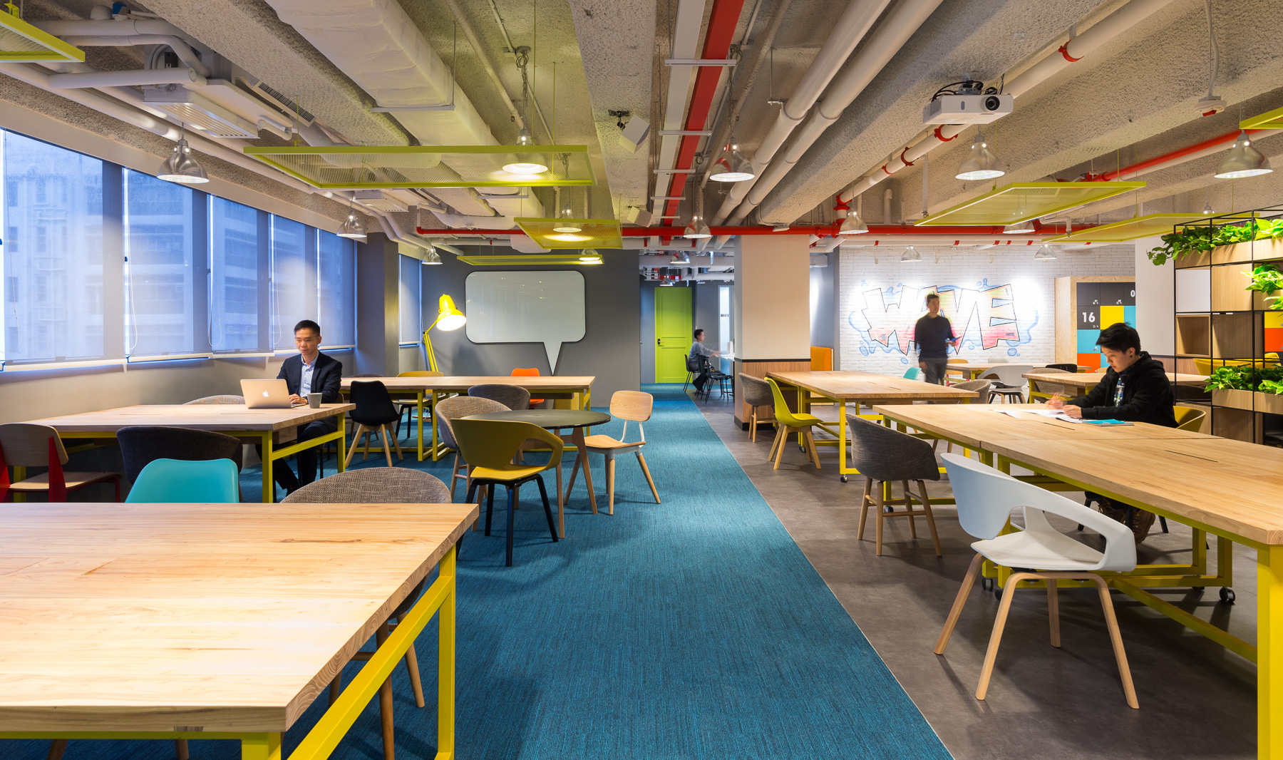 hong kong office space. Simple Space Throughout Hong Kong Office Space