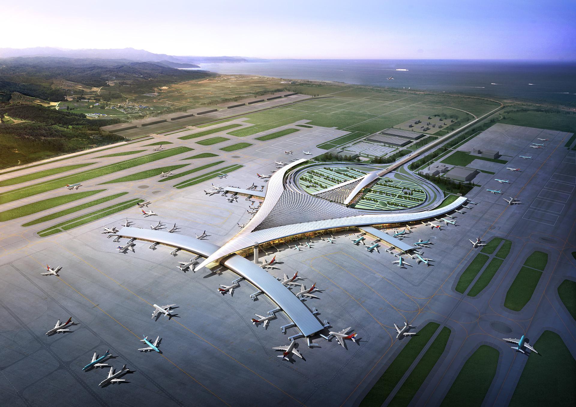 Аэропорт Сеул Инчхон  airagentru
