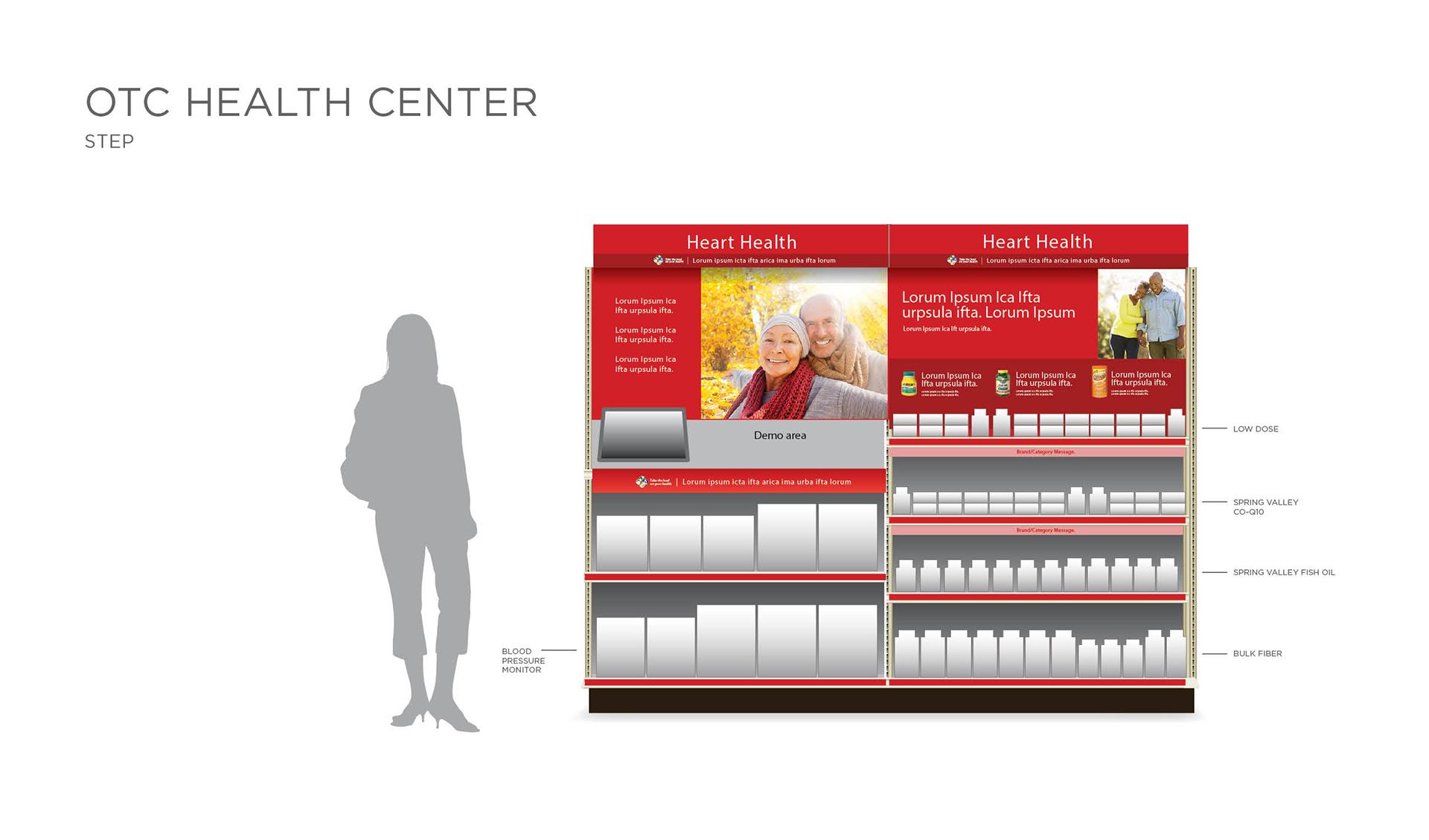 Walmart OTC Reinvention on Behance
