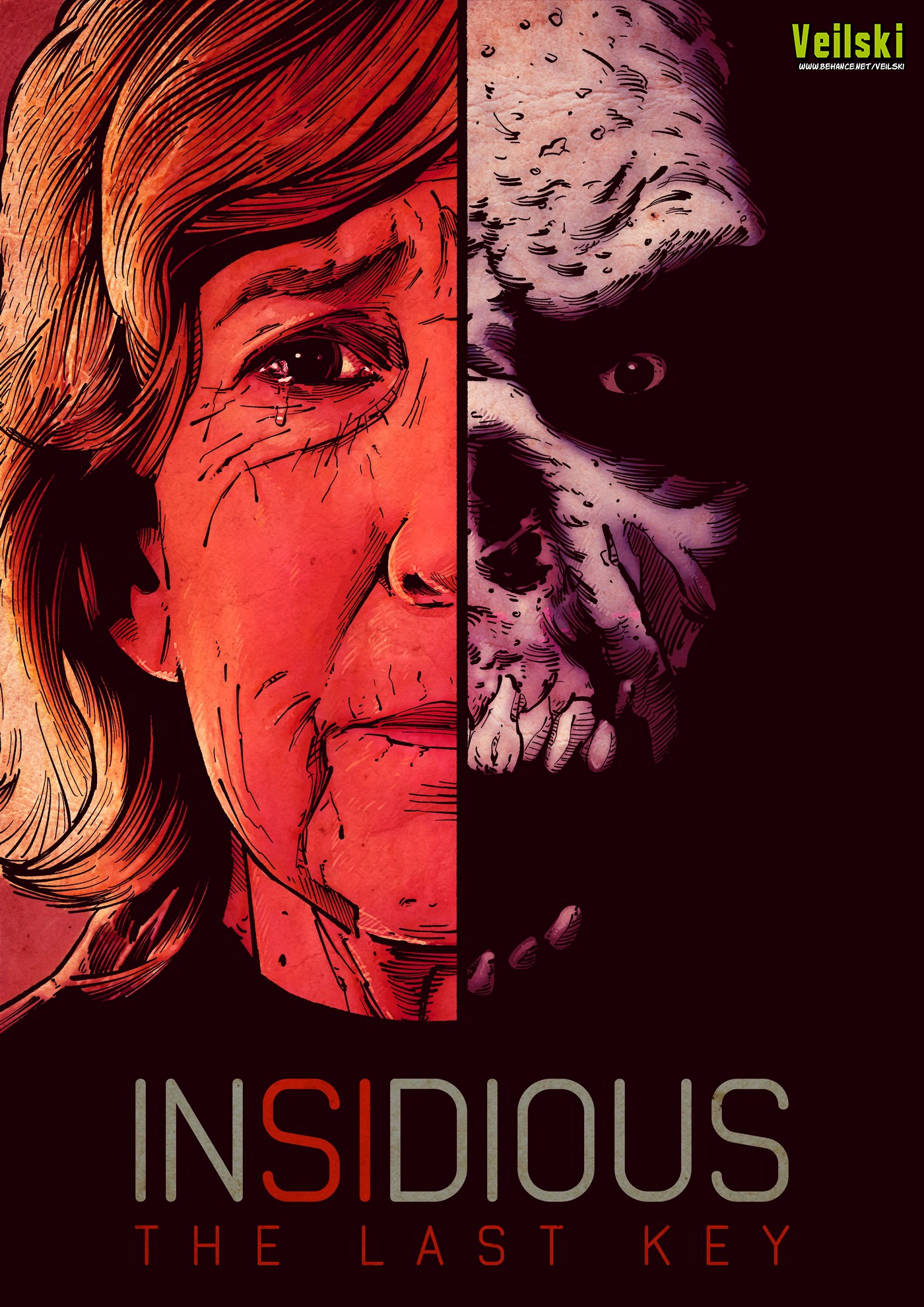 Insidious: The Last Key Posters on Behance