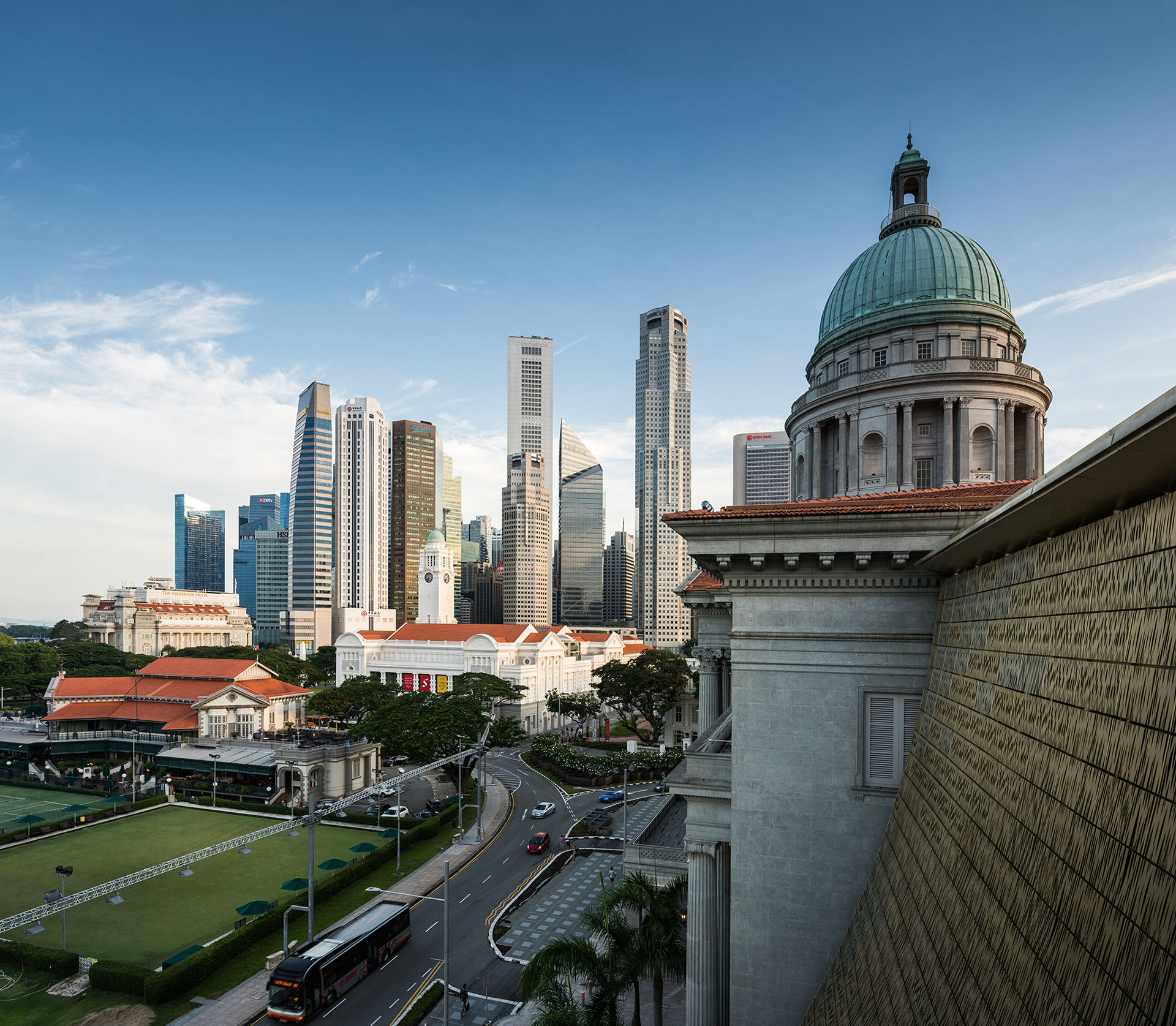 Photography: Exploring Singapore Day & Night