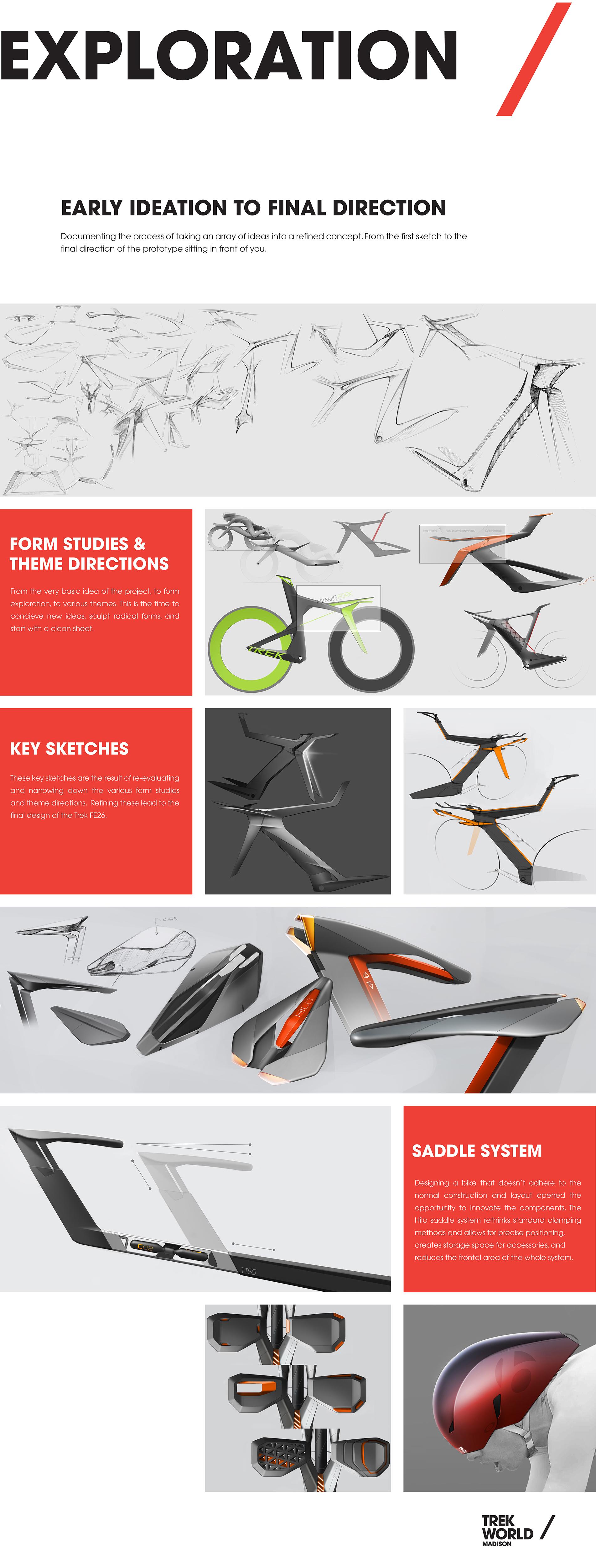 Trek FE26 Concept - 2013 on Behance