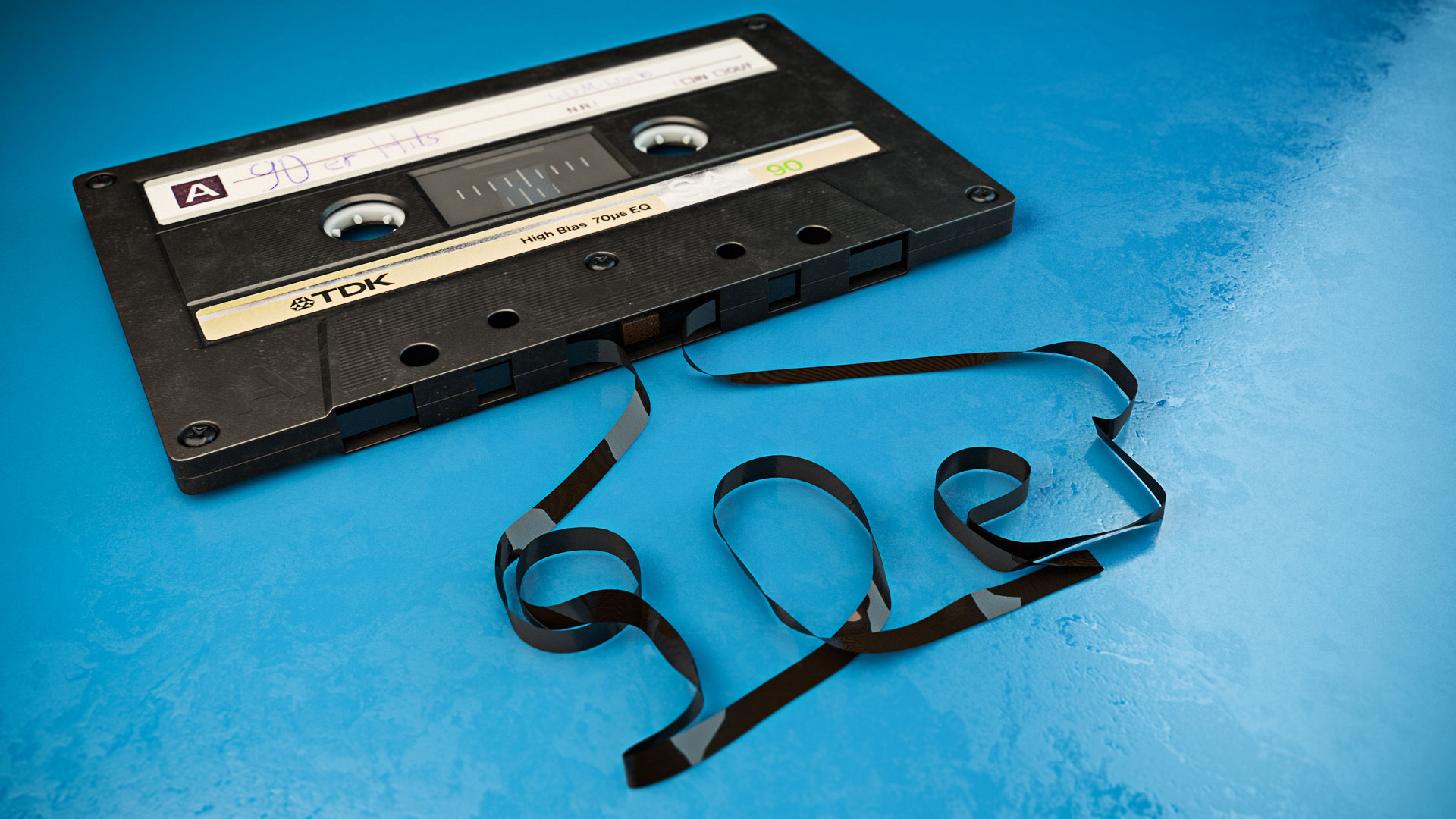 cassette 3d modeling | free 3d-model on behance