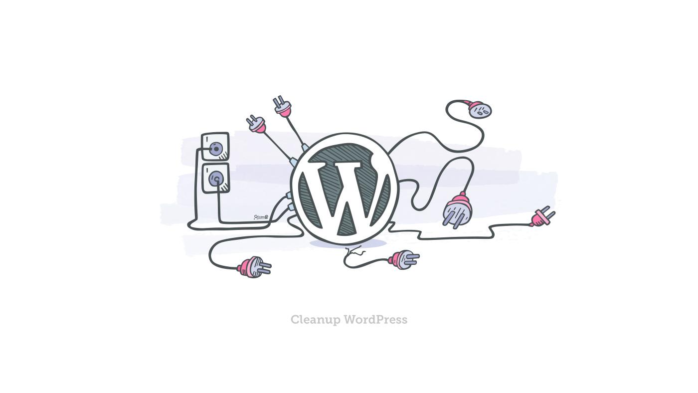 Speed Up WordPress - Blog Post Illustrations on Behance