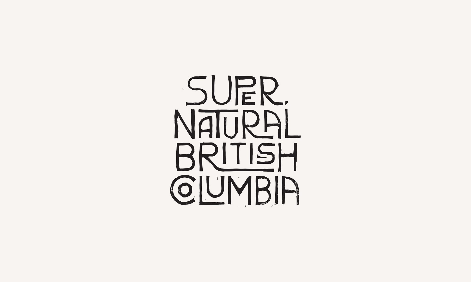 Destination British Columbia Rebranding on Behance