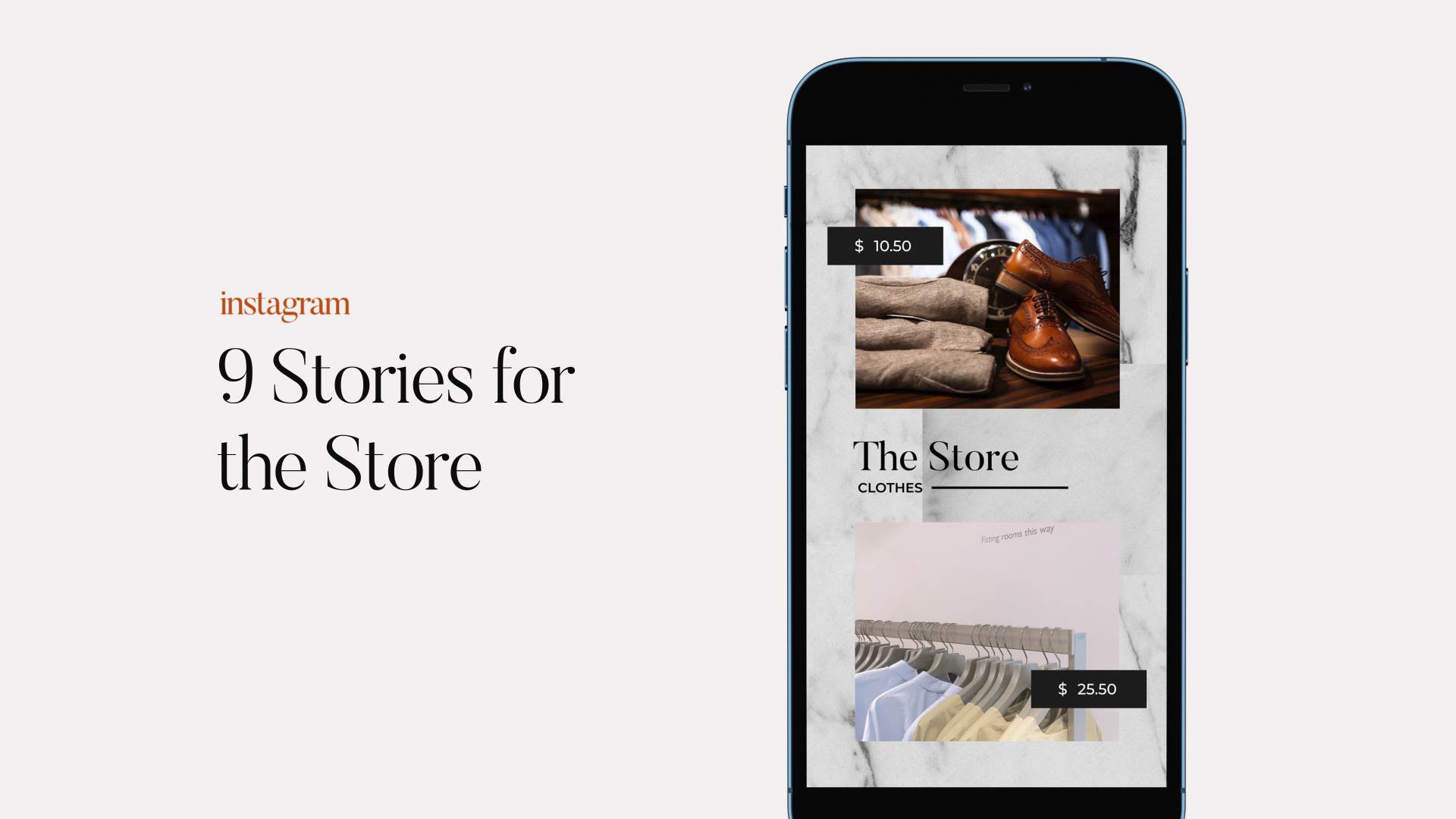 Stories Shop - 1