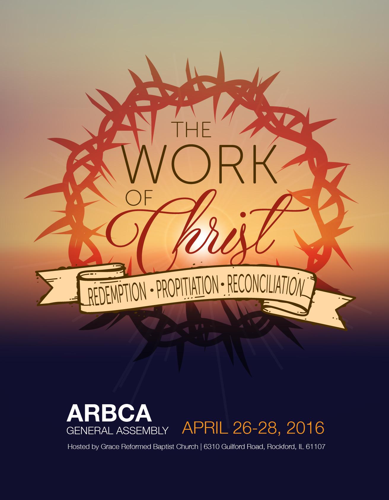Jen Egan Design - ARBCA General Assembly Conference