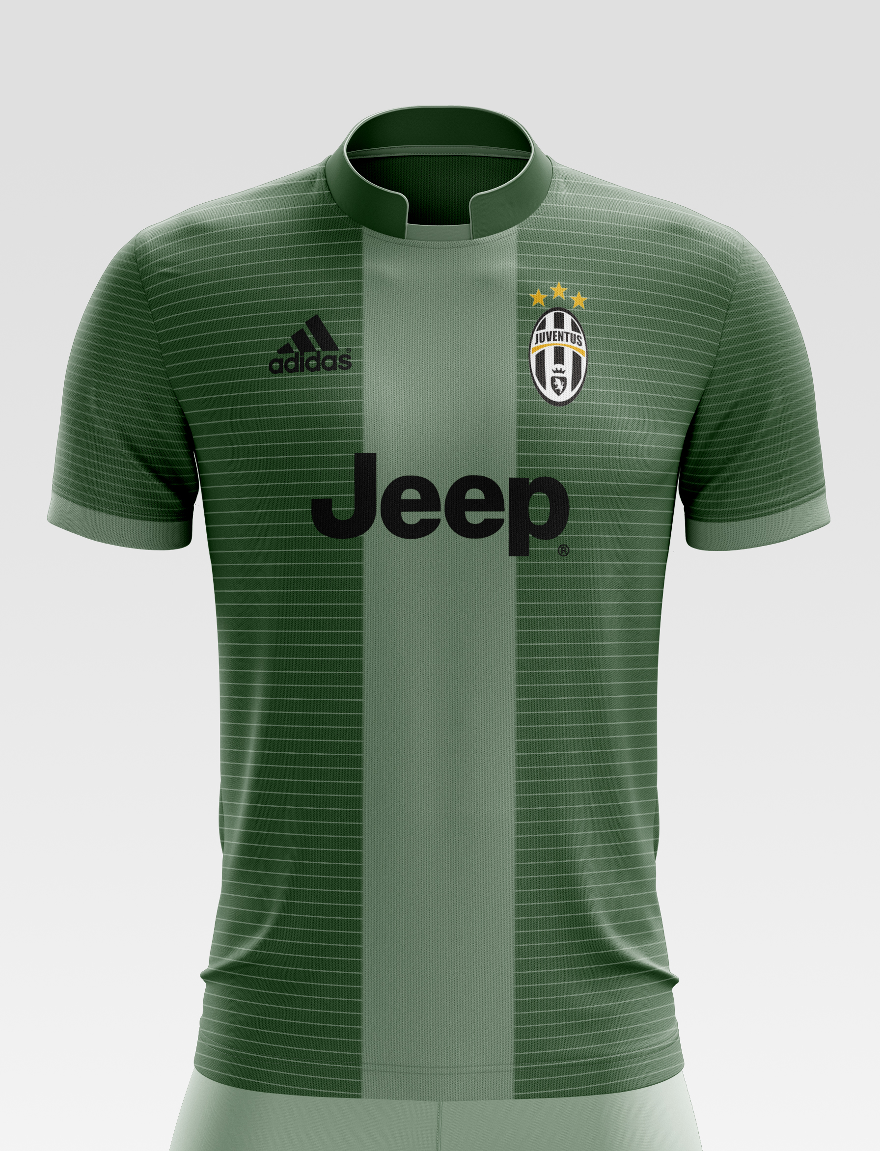 8ae7e62bdac Juventus FC Football Kit 17 18. on Behance