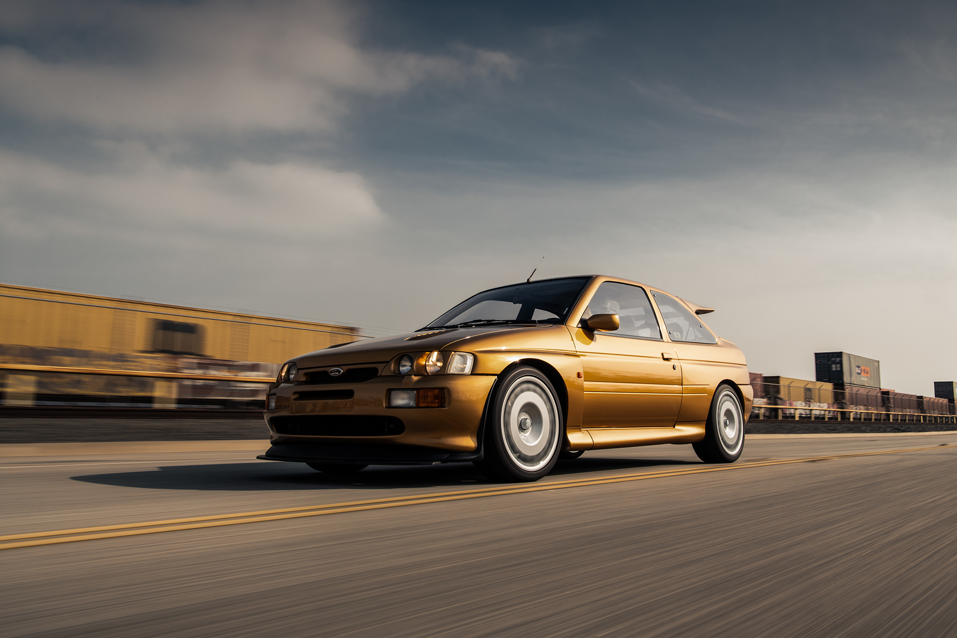 You Must Buy This Ford Escort Rs Cosworth Recce Car