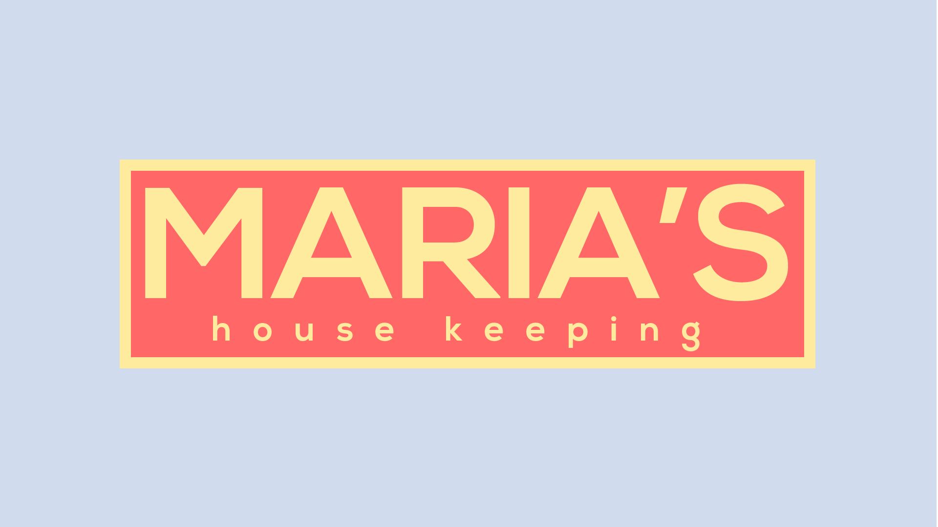 jorge flores portfolio maria s housekeeping