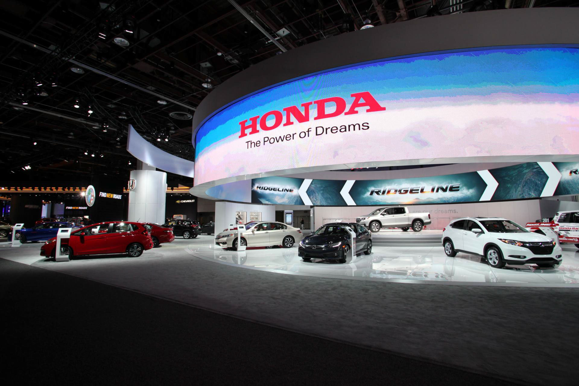 ny dealership architecture home drives branding street syracuse honda us geness dealers car aesthetic deftly cohesive