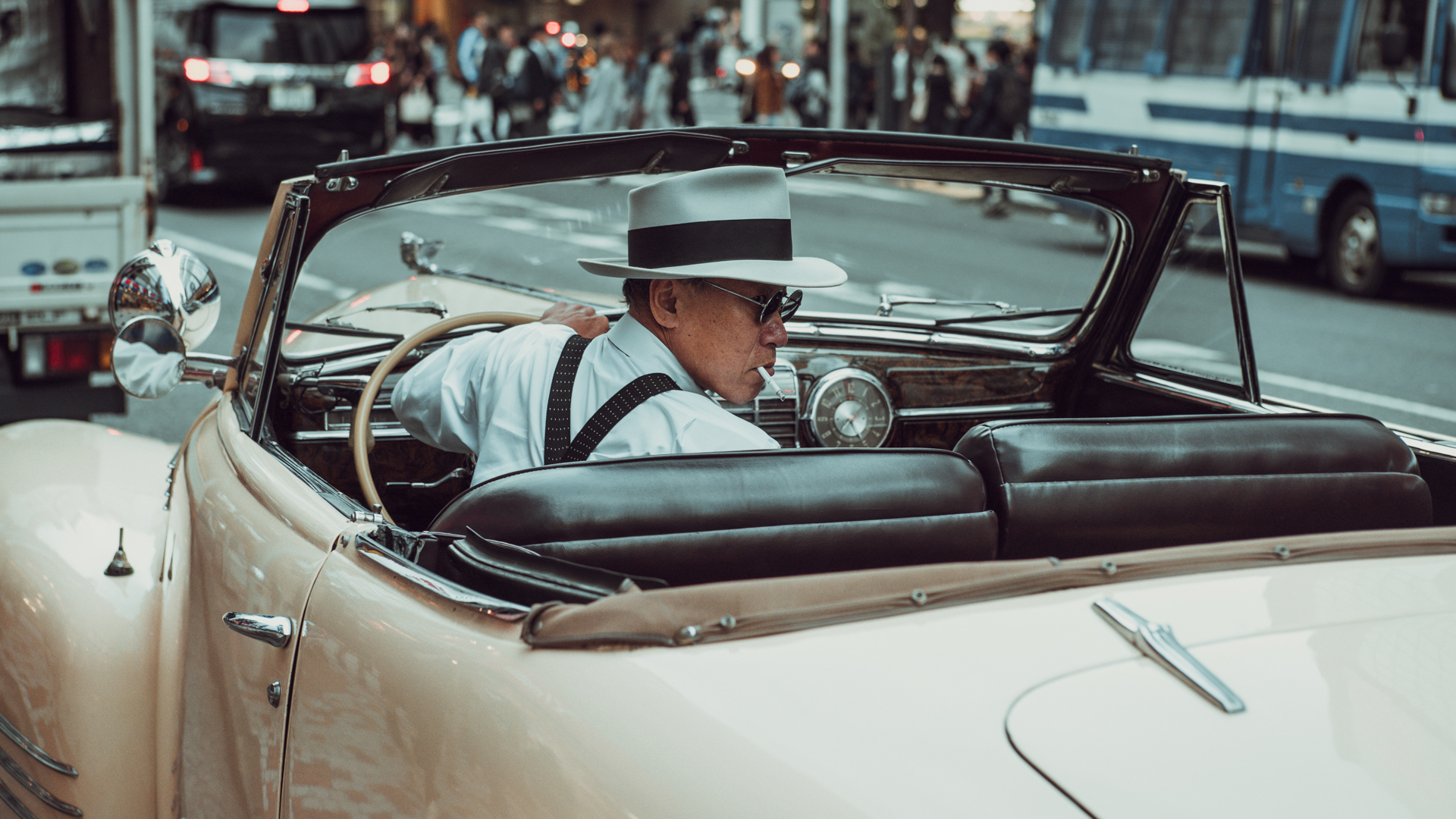 Photojournalism: Cinematic Tokyo by Stijn Hoekstra