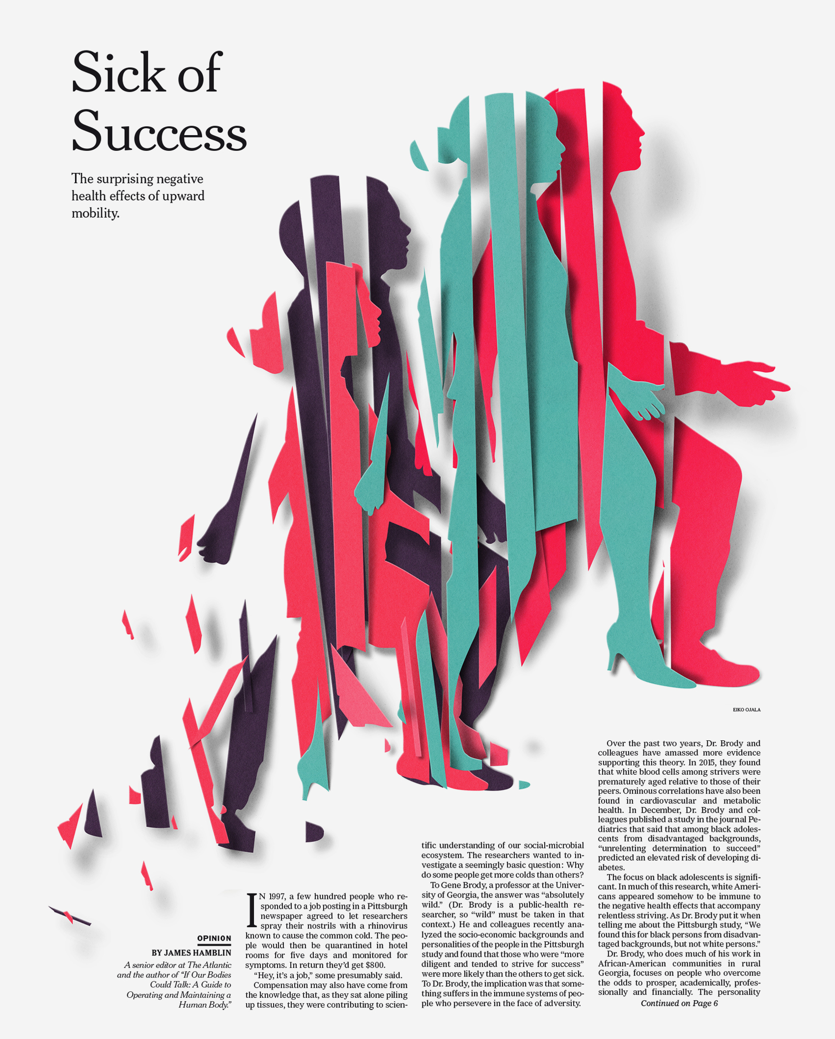 Illustration & Art Direction: Selected Editorial Work by Eiko Ojala