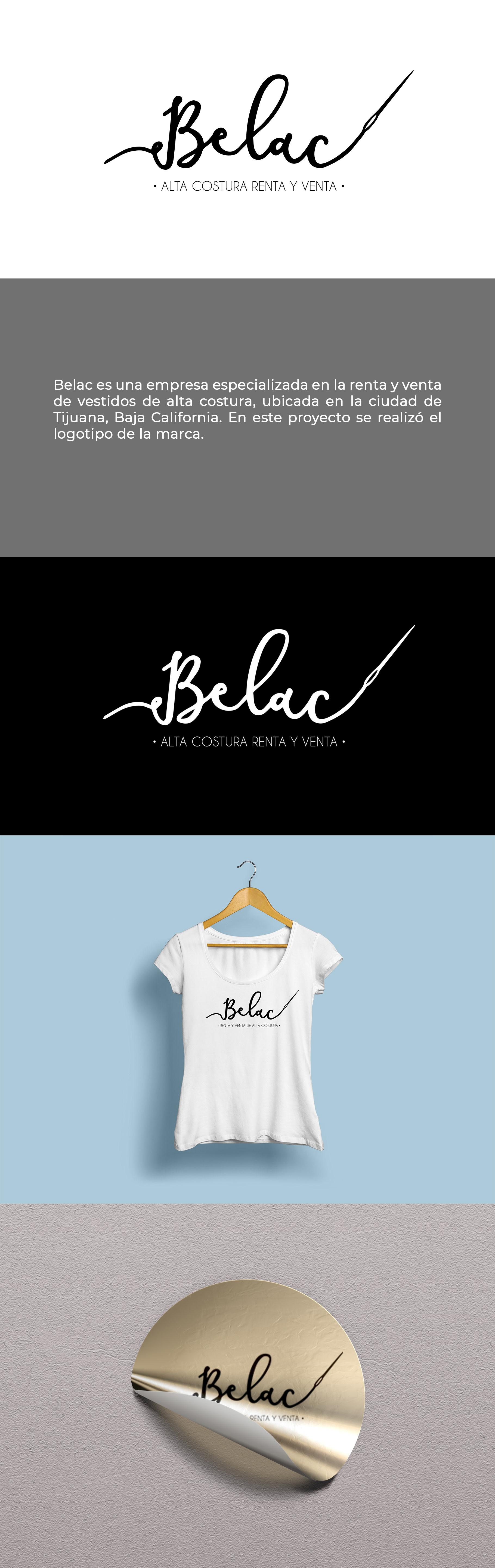 842d12552 BELAC on Behance