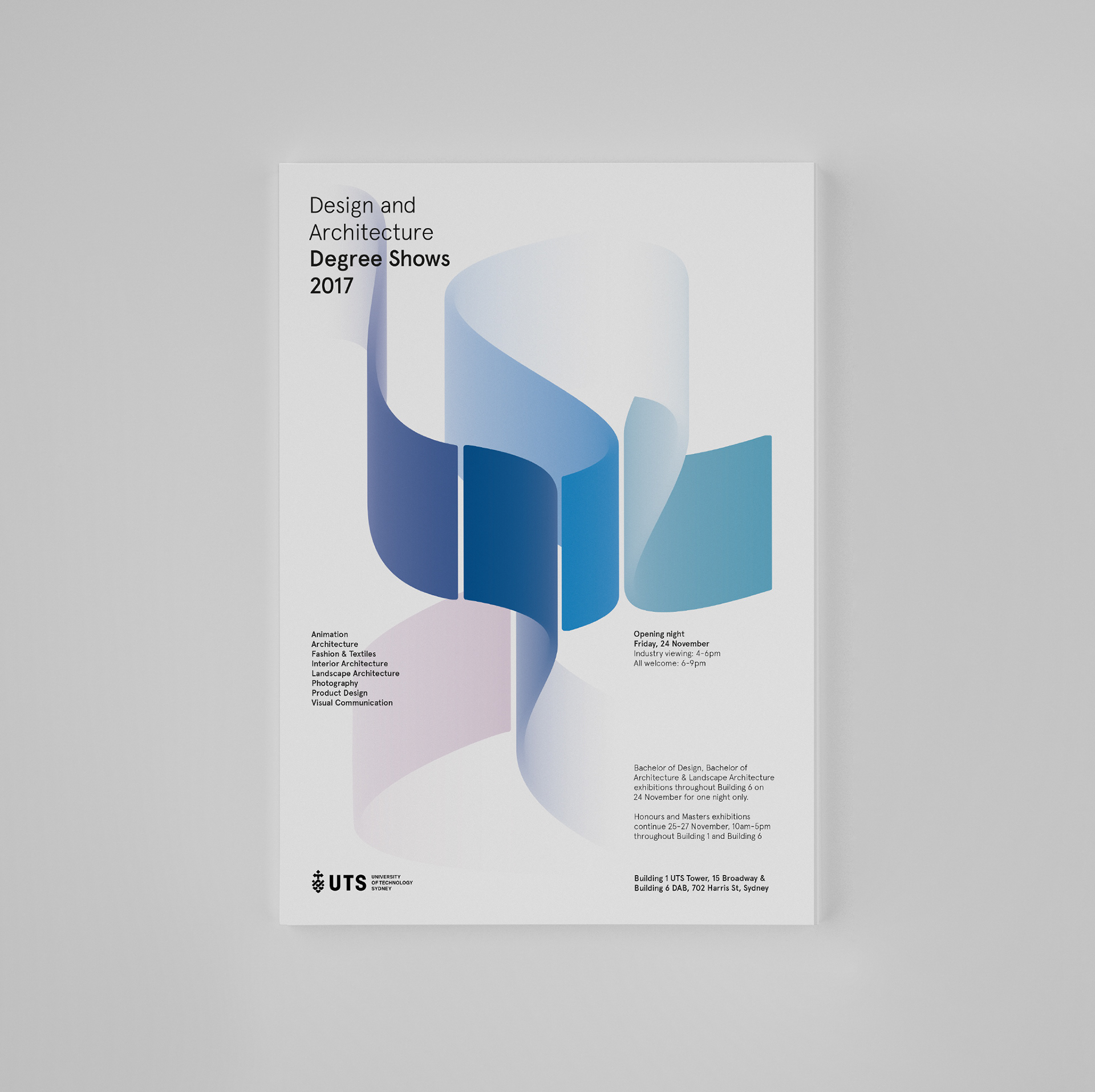 Uts Design And Architecture Degree Shows 2017 On Behance