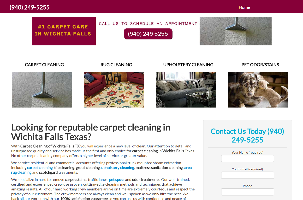 Carpet Cleaning Wichita Falls Tx Review Home Co