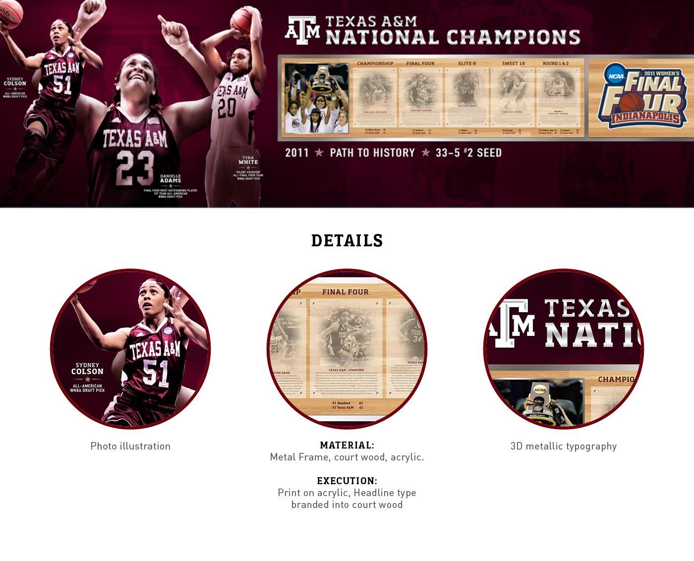 Mark Migliorelli - Texas A&M Women's Basketball Facilities