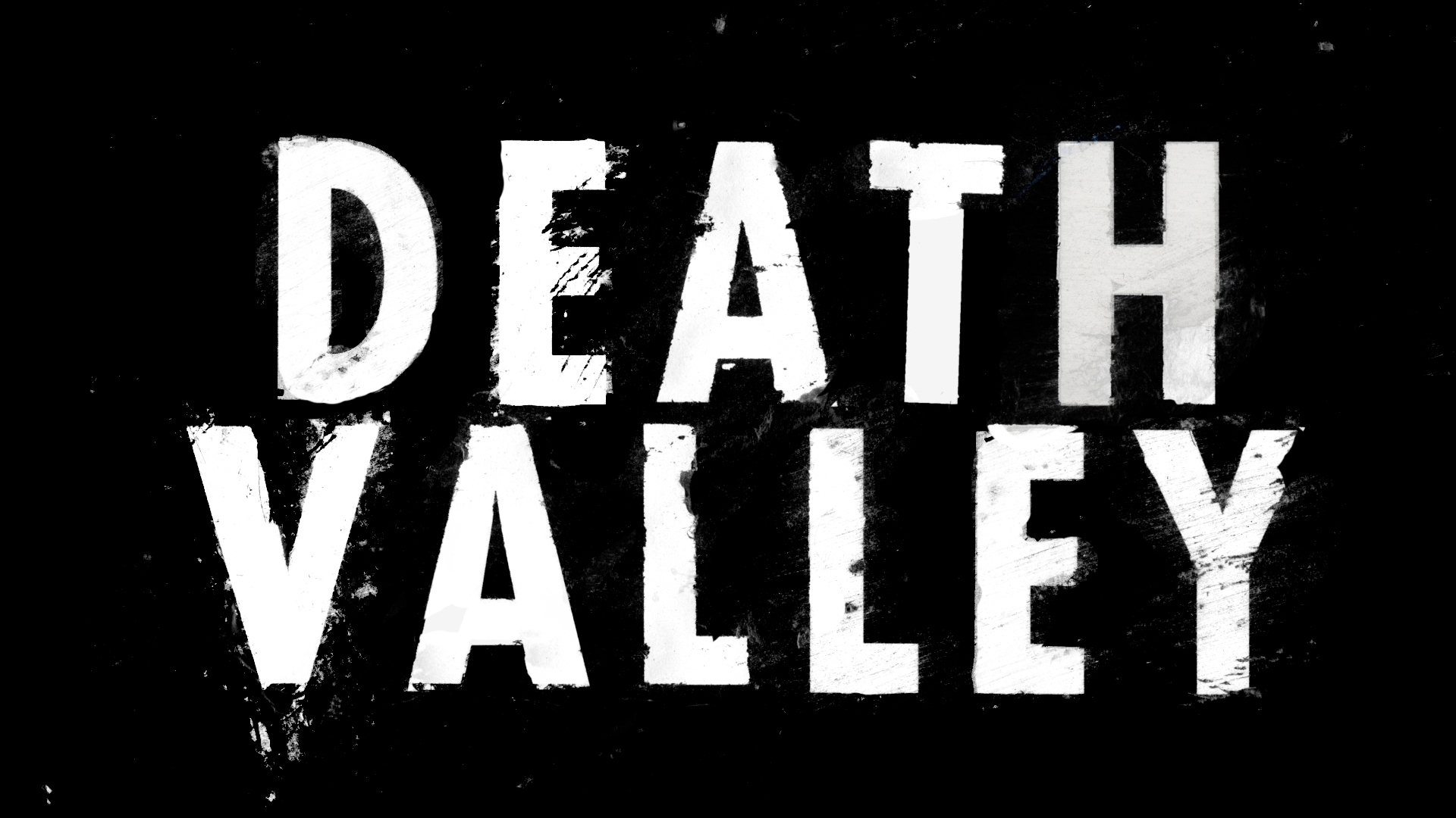 2nd logo design for Death Valley