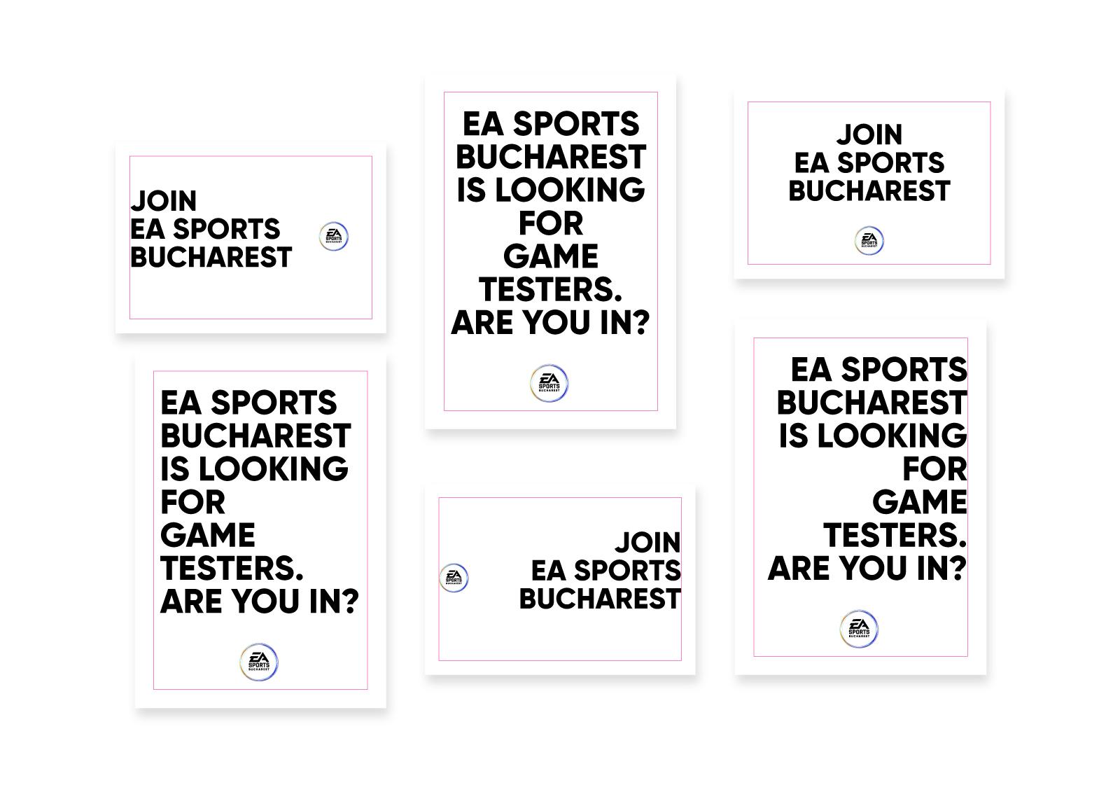 EA SPORTS On Behance