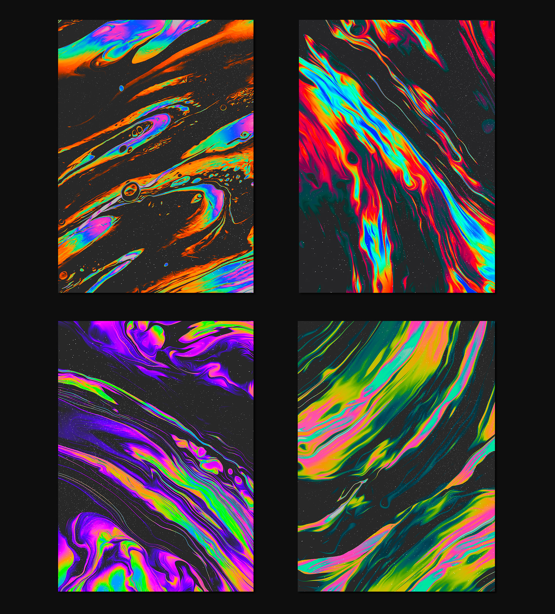 Abstract & Stylish Digital Art by Malavida