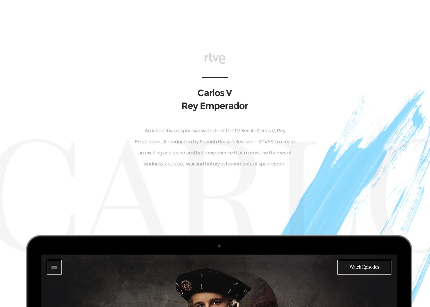 Carlos V - Rey Emperador on Behance