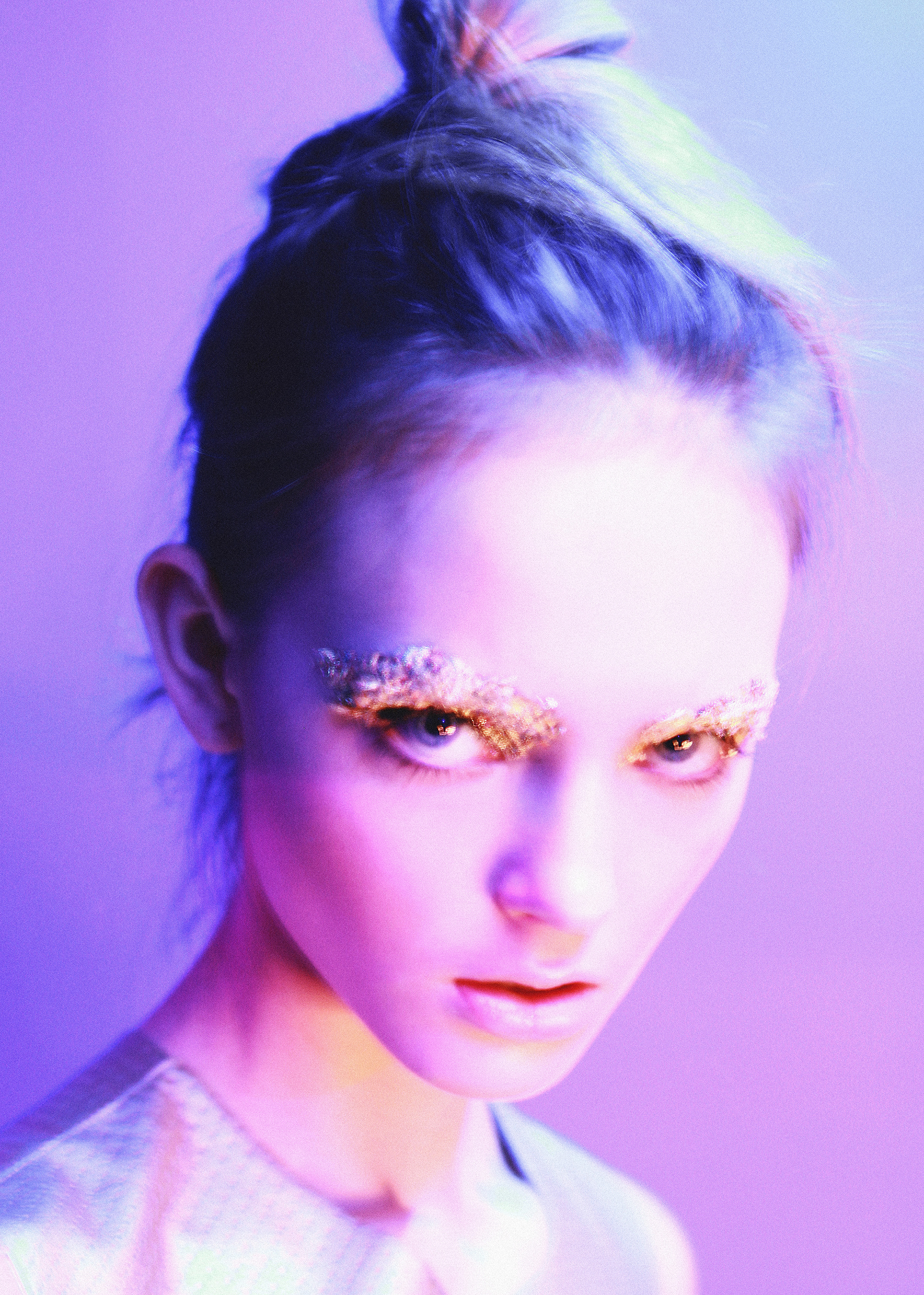 Bambi (Ultra model agency Moscow) on Behance