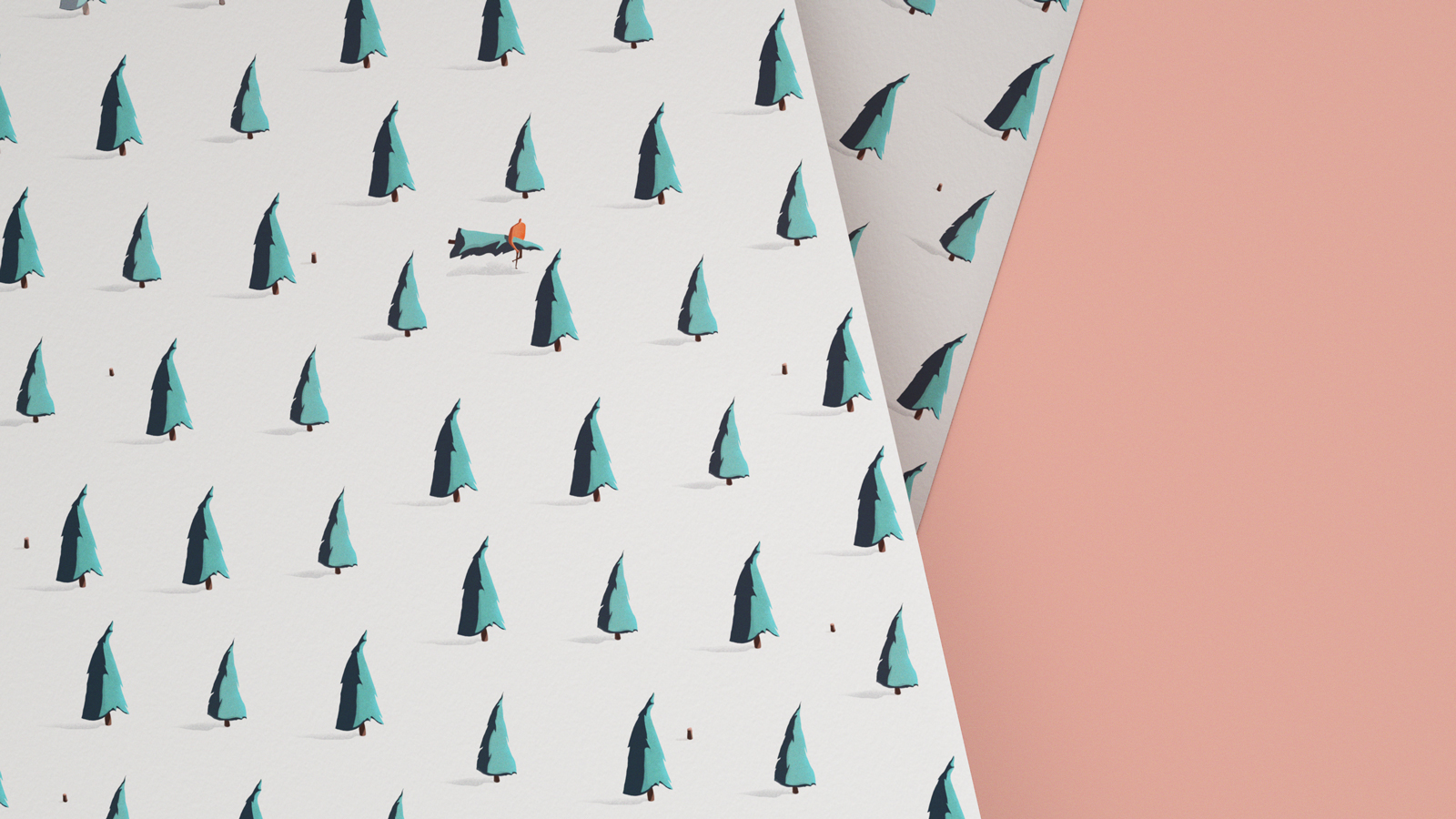 Graphic Design: Wrapping Papers