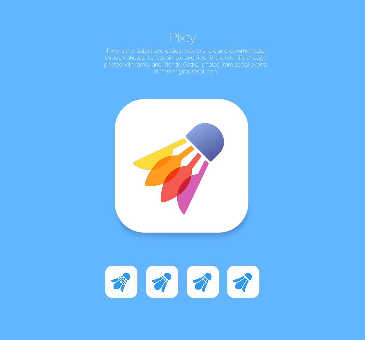 Best Logo Design App: Best App Icons by Ramotion on Behancerh:behance.net,Design