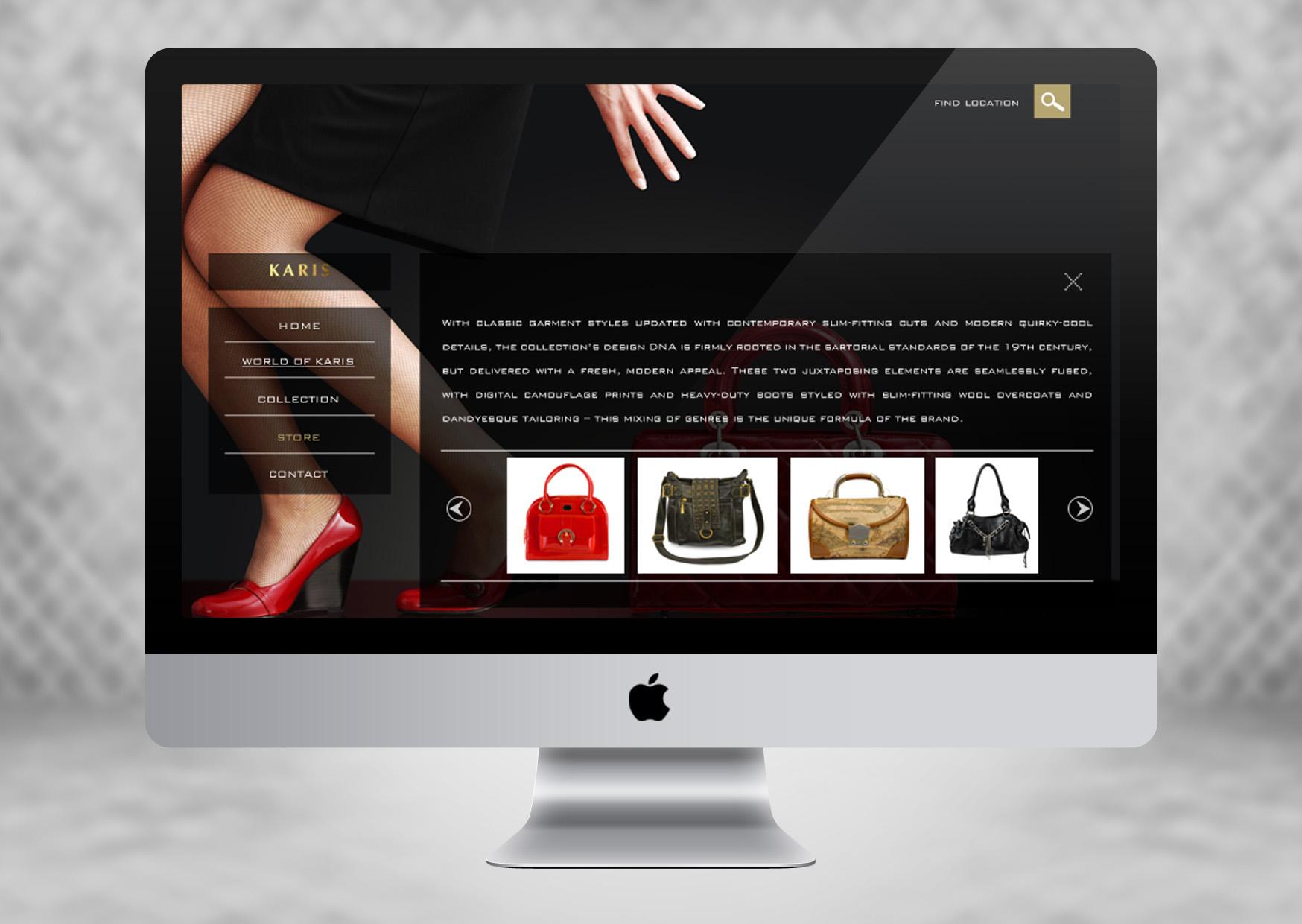 Goede KARIS | Feel The Luxury Lifestyle on Behance RP-02