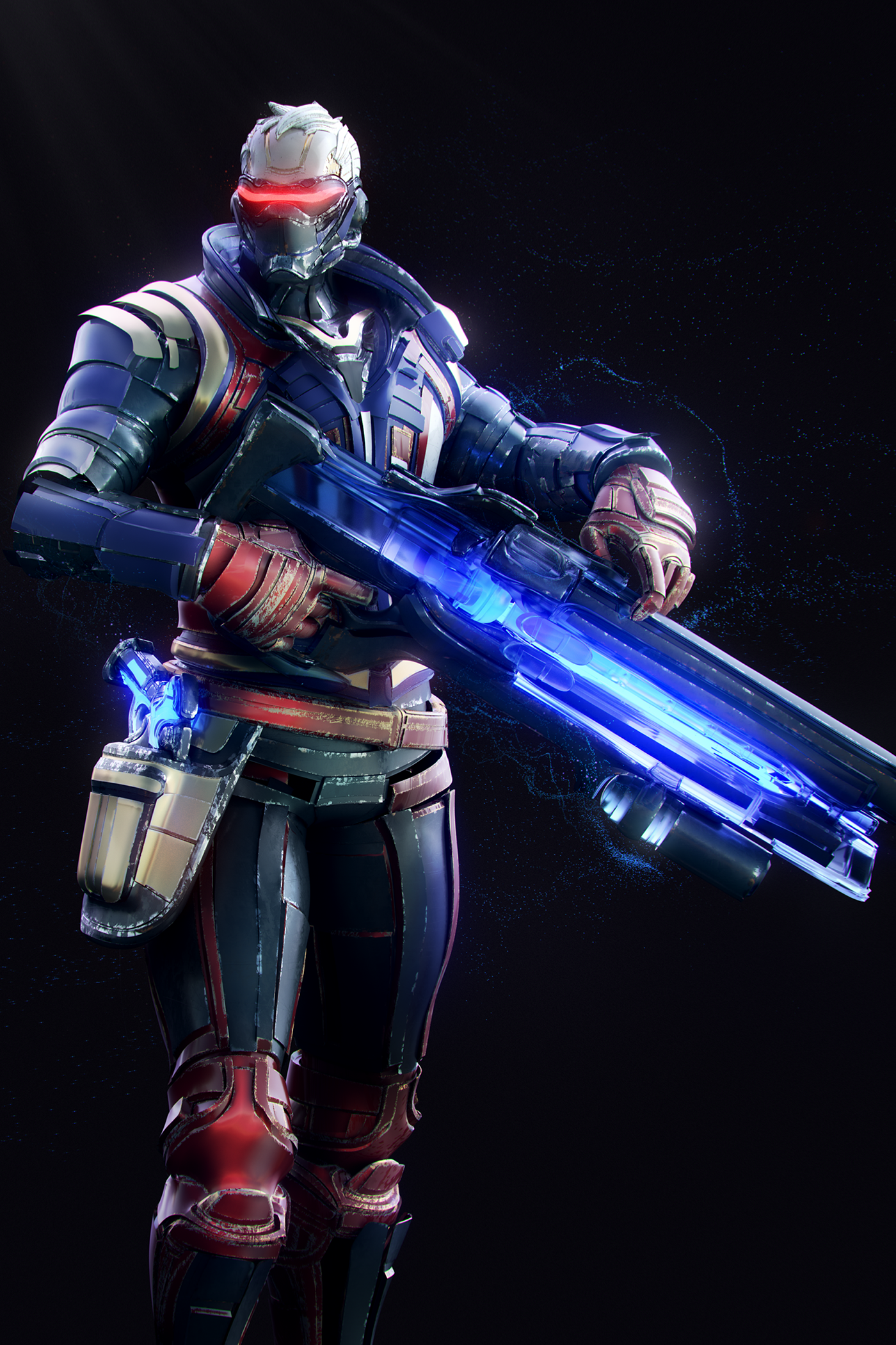 Overwatch on Behance